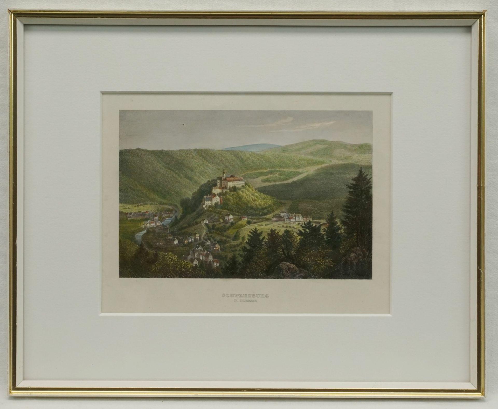 """Schwarzburg in Thüringen / """"Schmalkalden"""" - Bild 4 aus 5"""