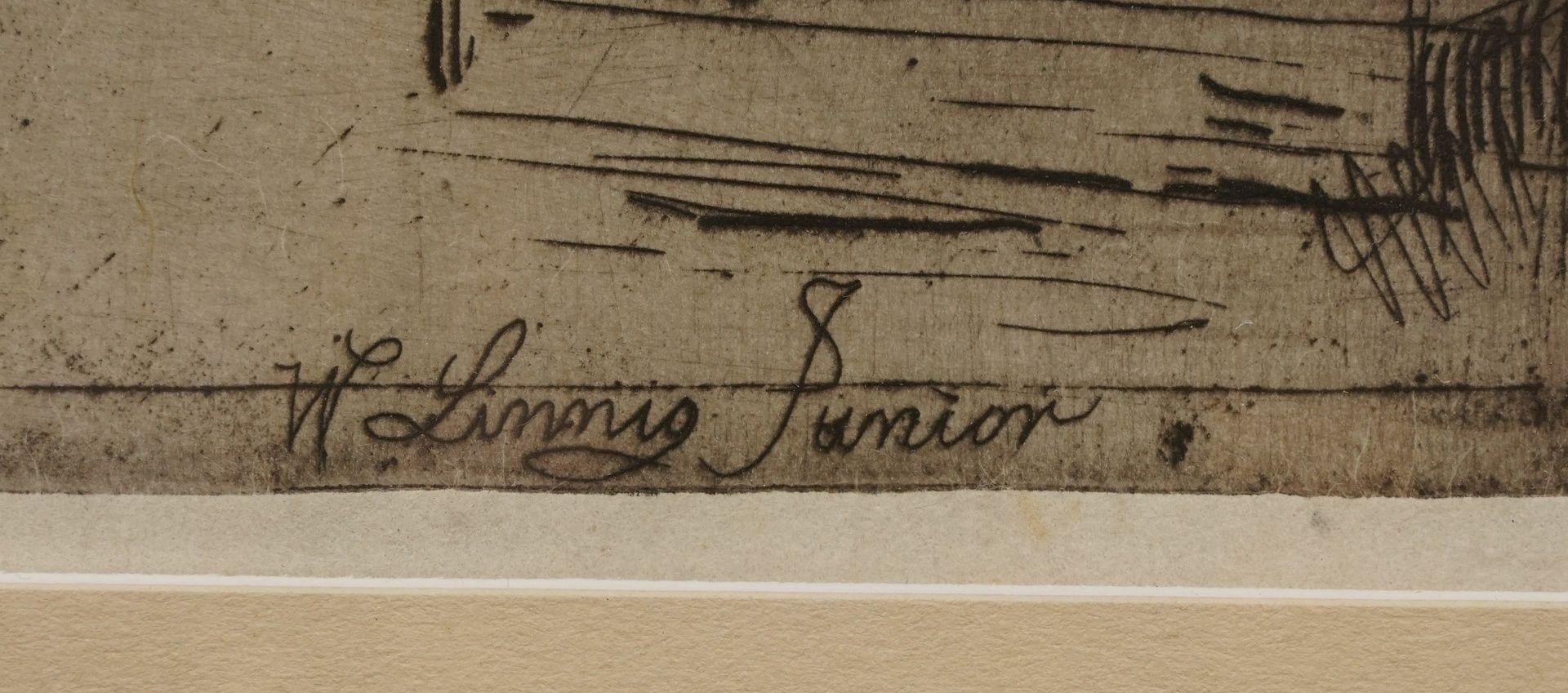 """Willem Linnig der Jüngere, """"In der Kathedrale"""" - Bild 3 aus 3"""
