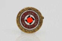 NSDAP goldenes Parteiabzeichen, kleine Ausführung