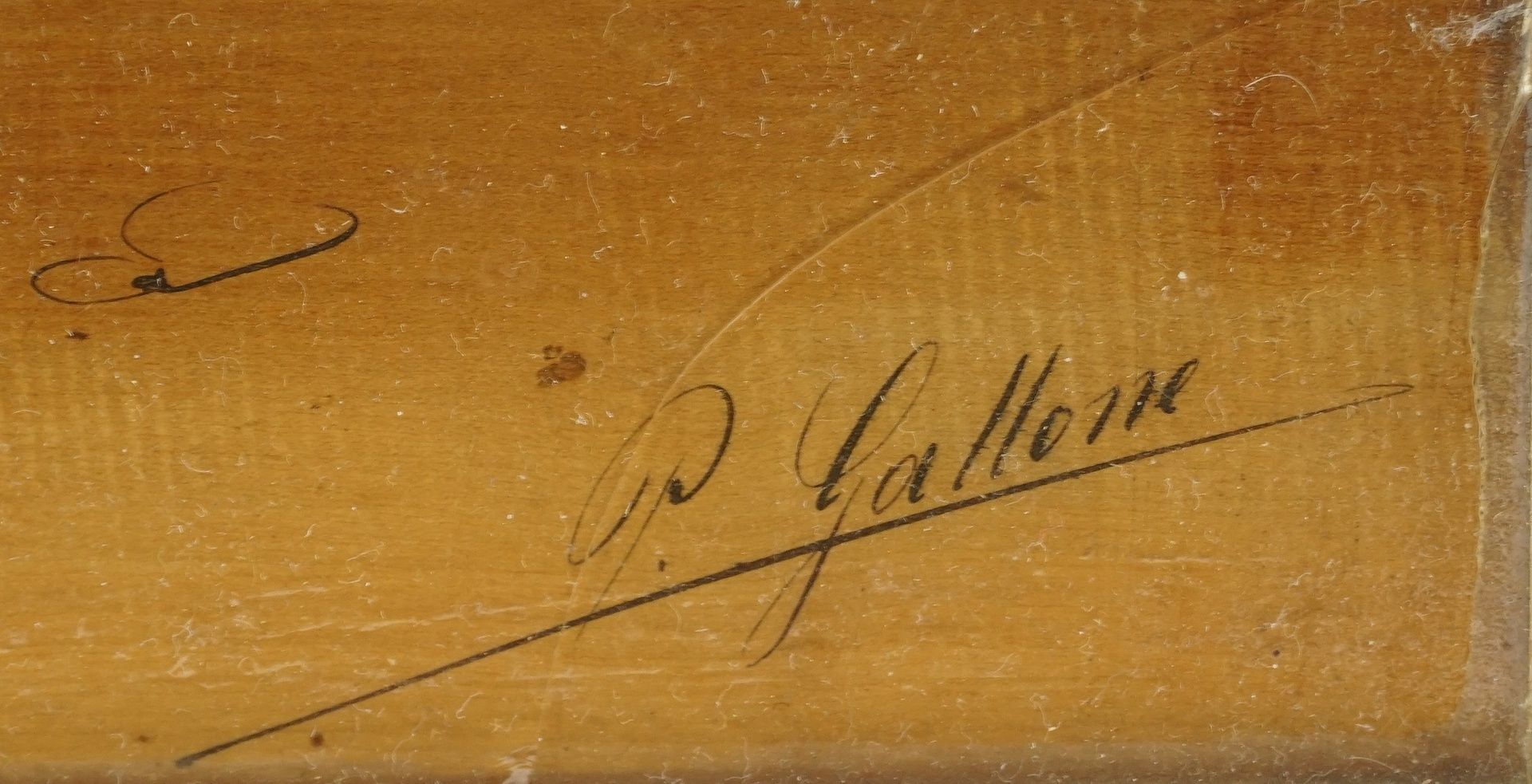 P. Gallone, Der Schuhhändler - Bild 3 aus 3