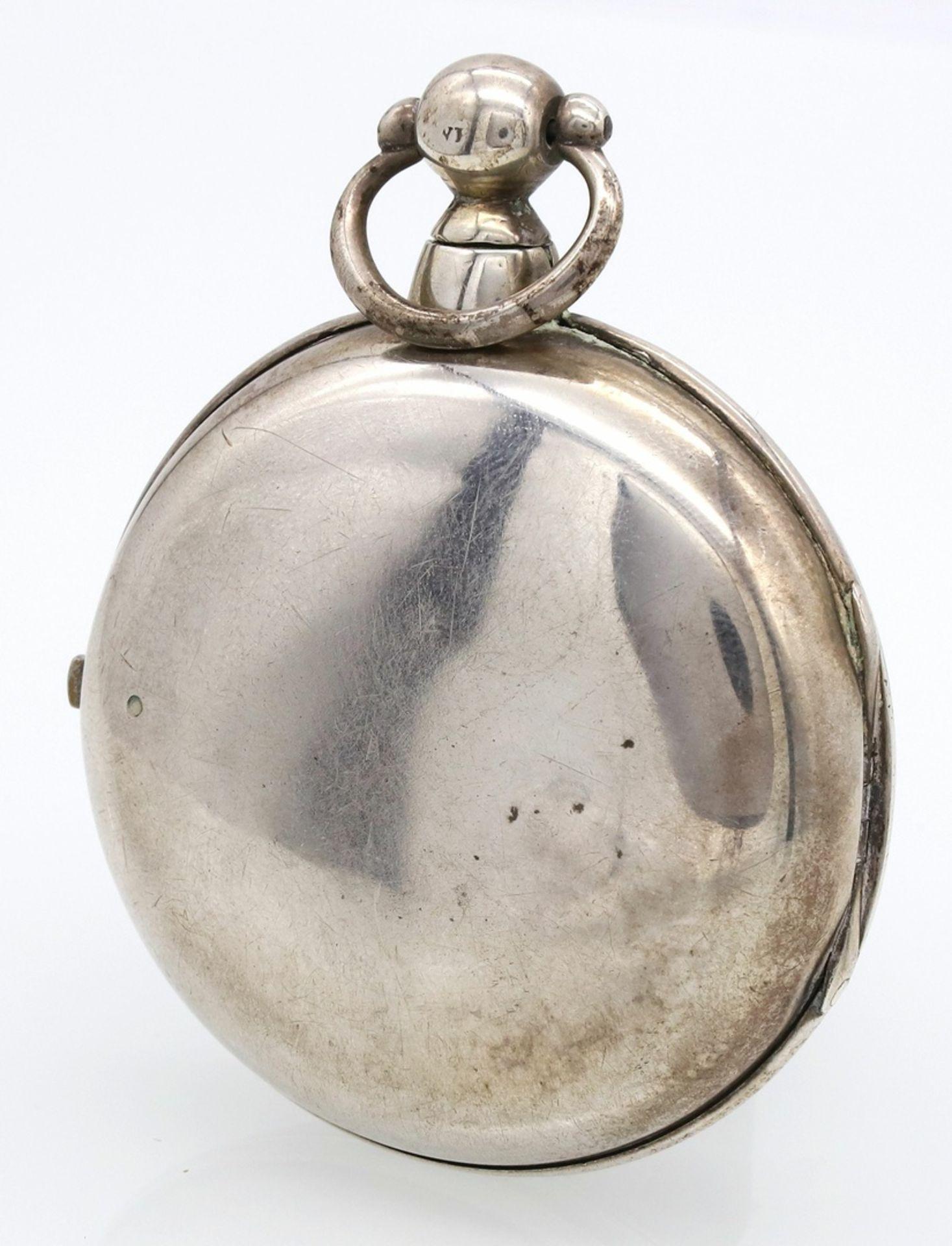 Thomas Maston, London Englische Spindeltaschenuhr, von 1839 - Bild 6 aus 6