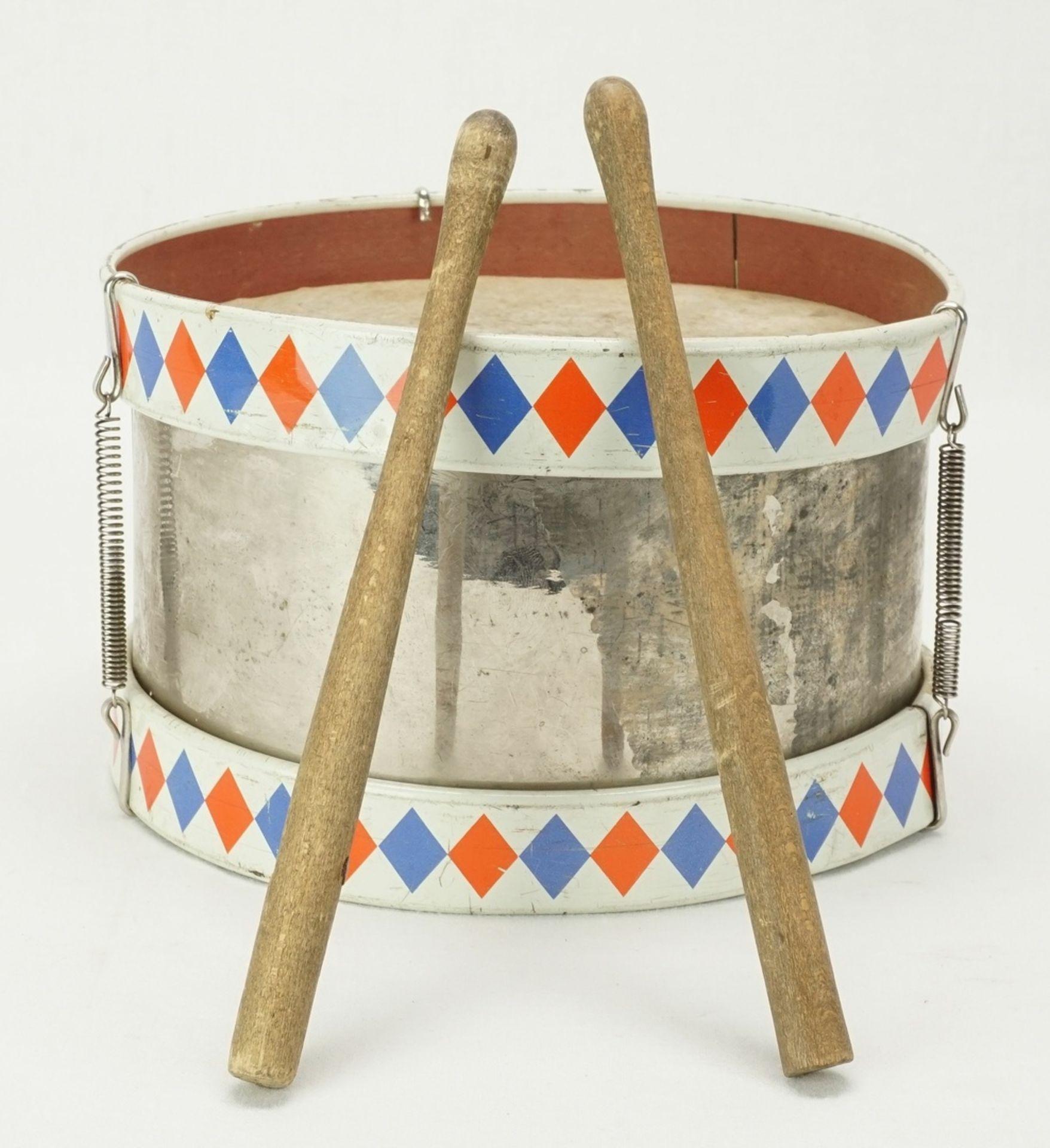 Drei Kinderinstrumente, 2. Hälfte 20. Jh. - Bild 3 aus 4