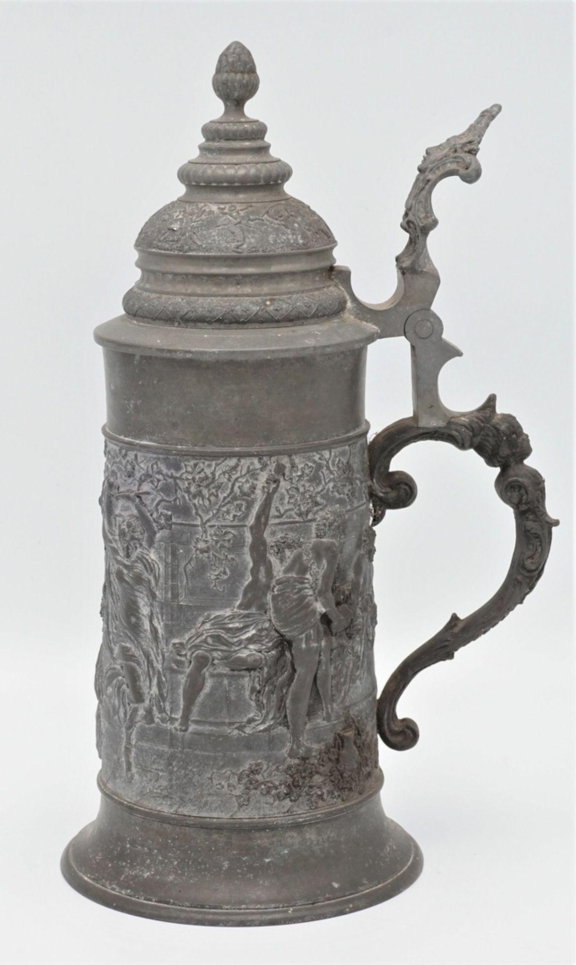 Bierkrug, Historismus