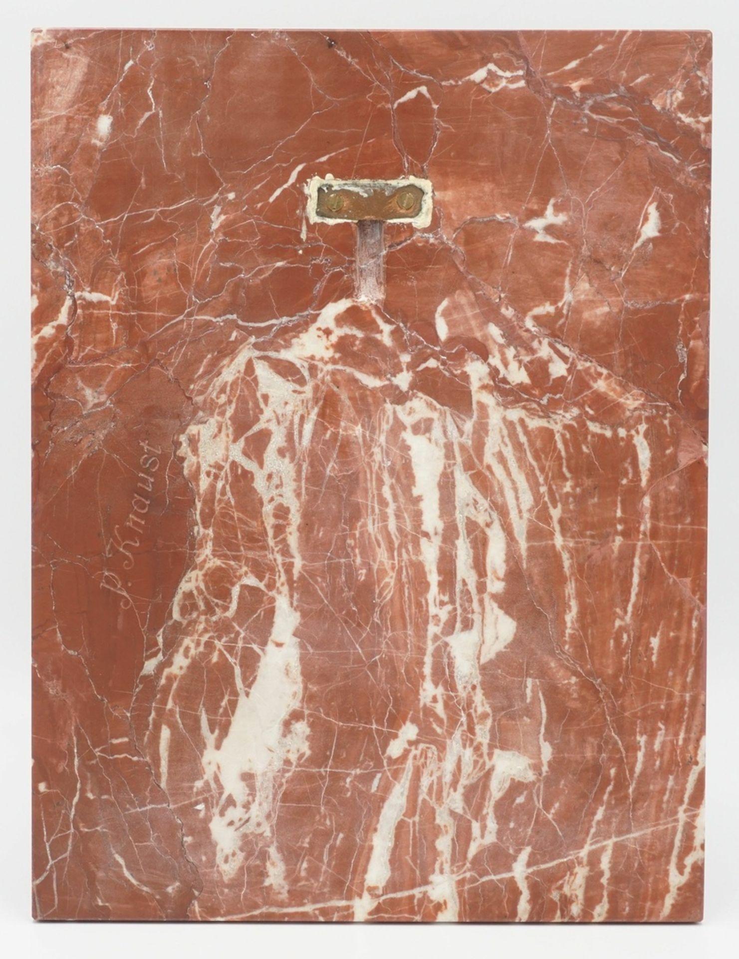 Relief einer Wasserträgerin - Bild 2 aus 3