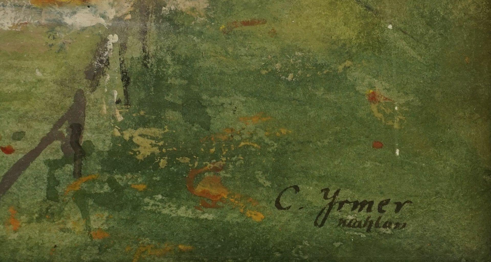 """Carl Irmer, """"Die Externsteine"""" - Bild 4 aus 4"""