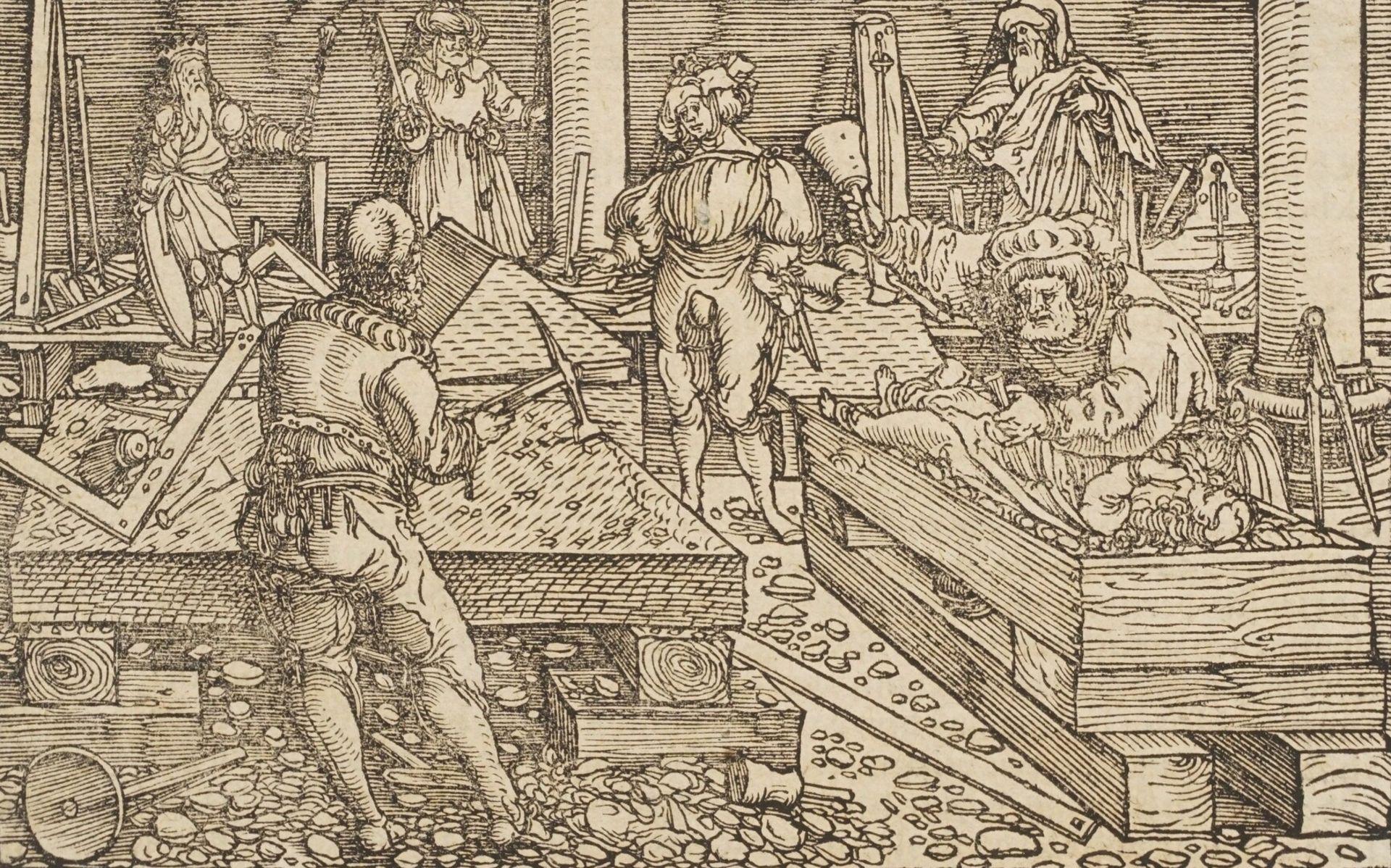 Umkreis Petrarcameister, Der Holzbildhauer