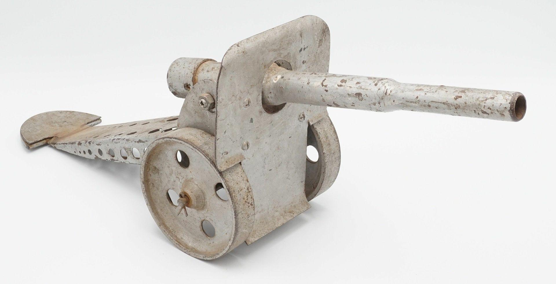 Spielzeug Kanone, 1. Hälfte 20. Jh.