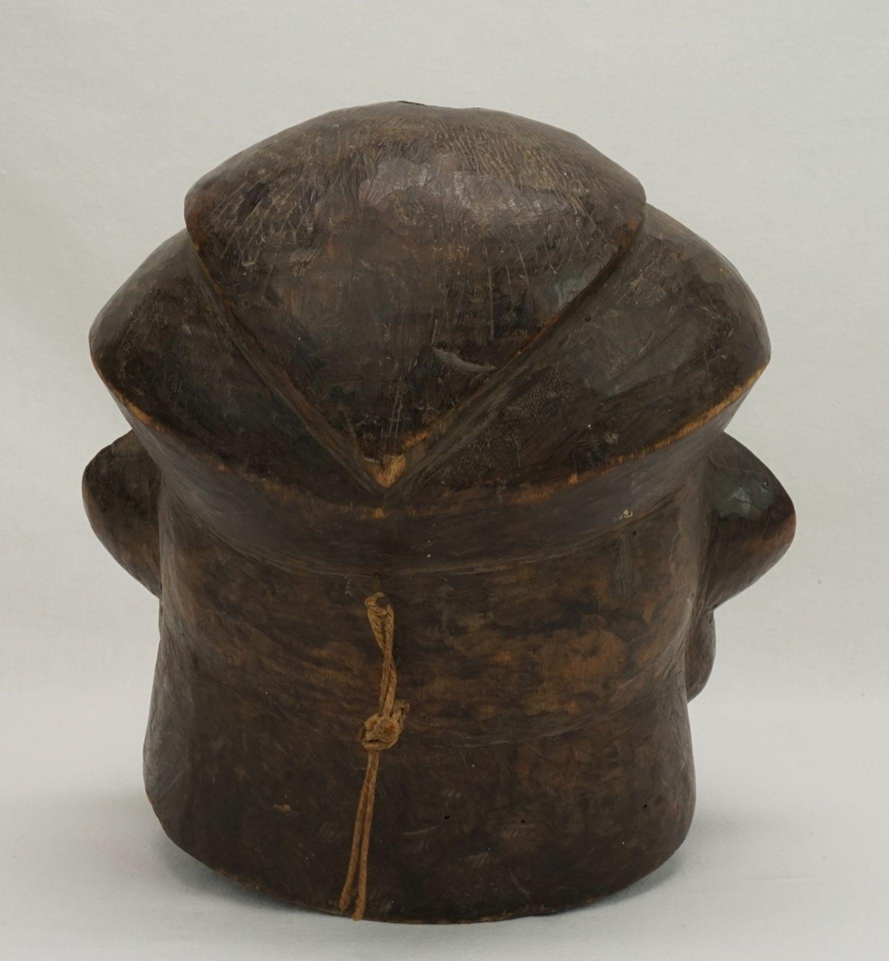 """Weibliche Maske """"ngoin"""", Bamileke, Kameruner Grasland - Bild 3 aus 5"""