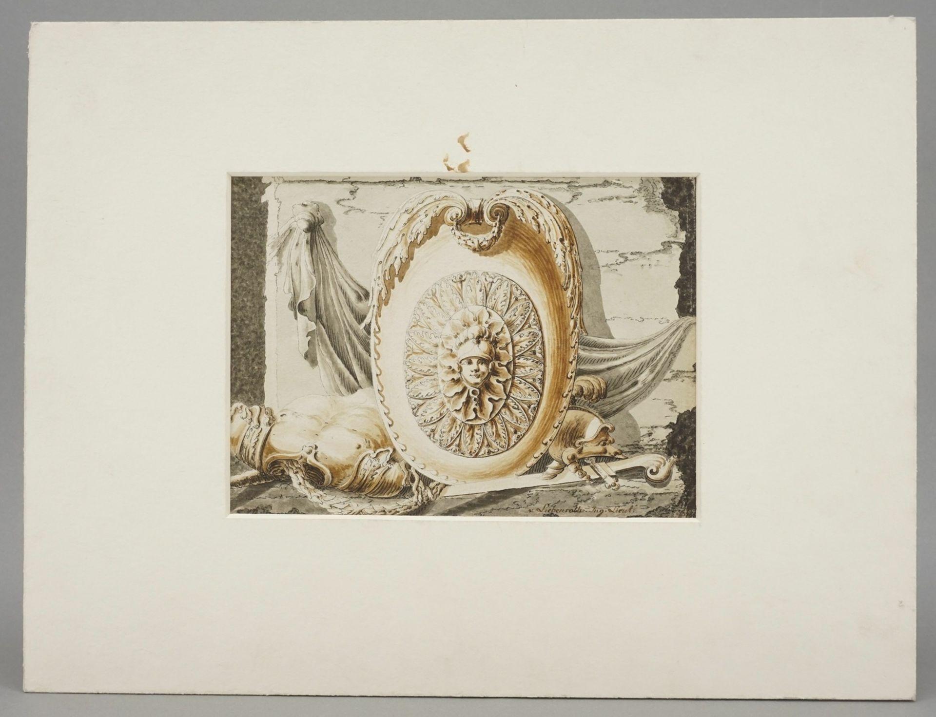 Gabriel von Liebenroth, Ehrenblatt für die Gefallenen - Bild 2 aus 4