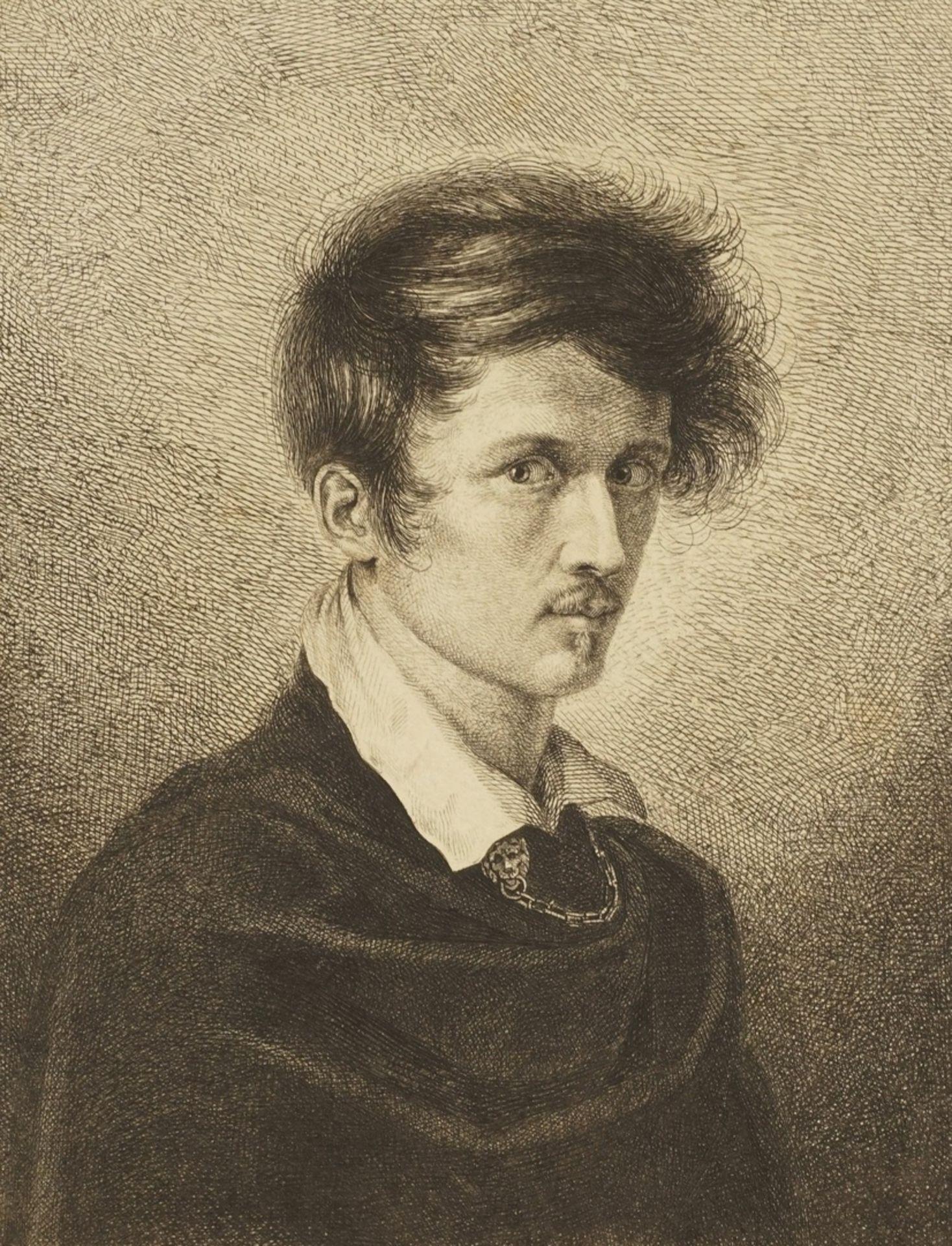 "Ludwig Emil Grimm, ""Selbst"""