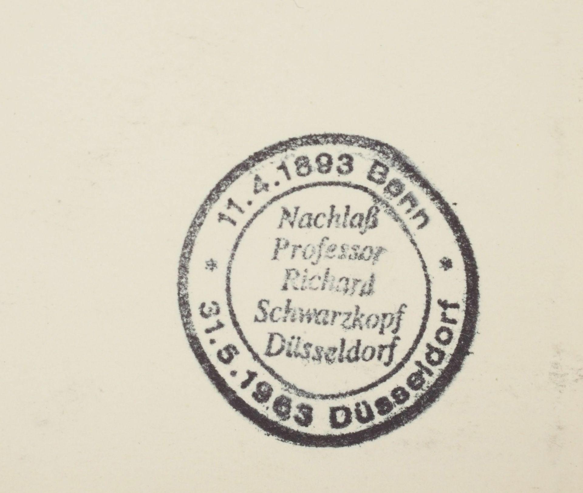 Richard Schwarzkopf, Erschießung - Bild 4 aus 4