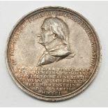 Jubiläums Medaille Halberstadt, 1802, J. J. Albert Hecht