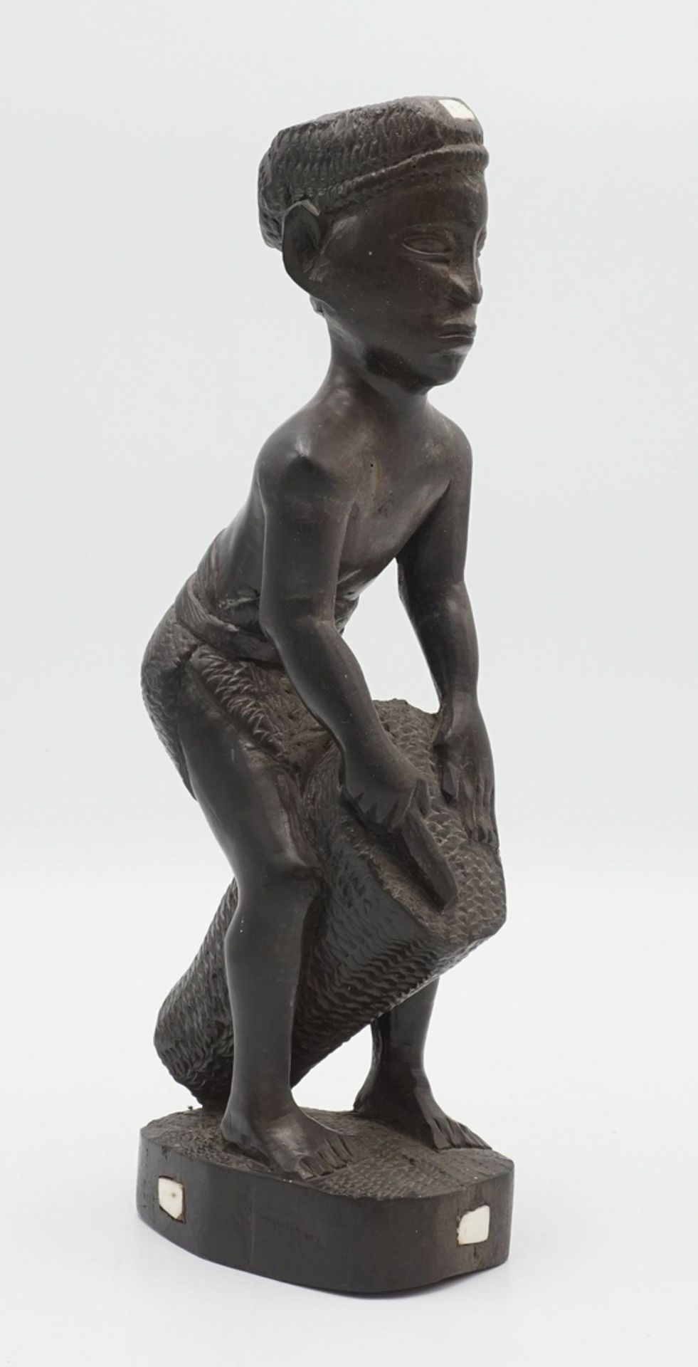 Trommler, Afrika, 2. Hälfte 20. Jh.