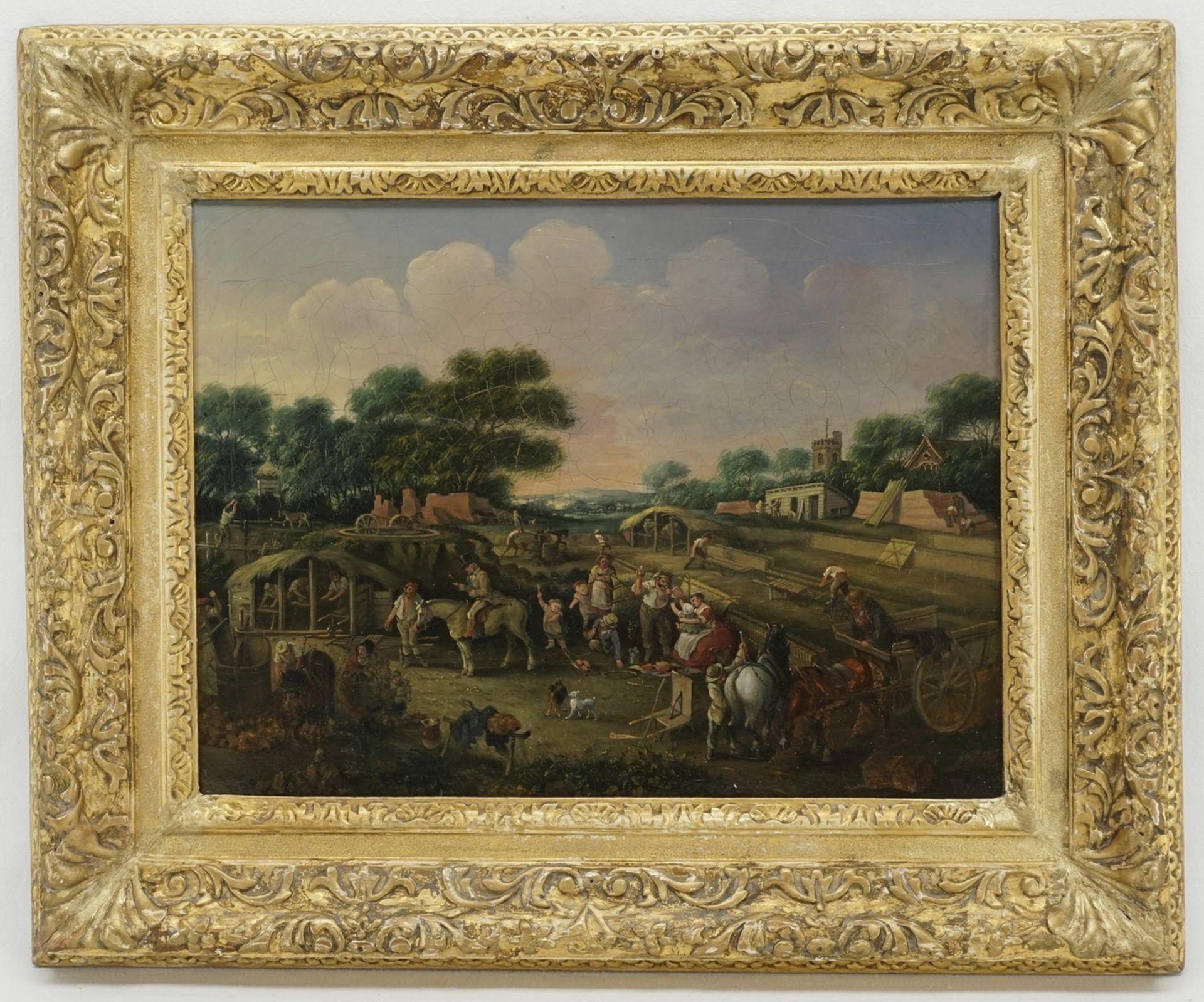 G. Forster, Ziegelfabrikation bei Edmonton, Middlesex - Bild 2 aus 3
