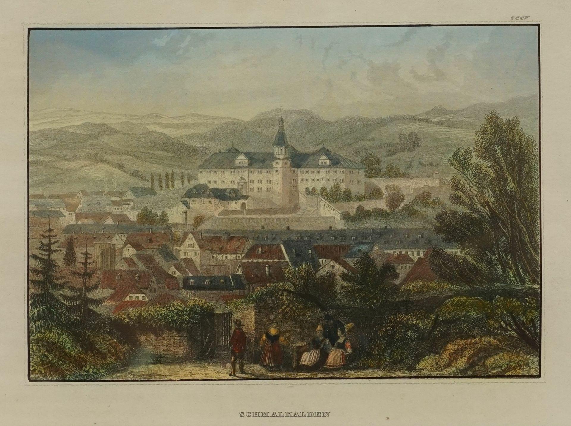 """Schwarzburg in Thüringen / """"Schmalkalden"""" - Bild 3 aus 5"""