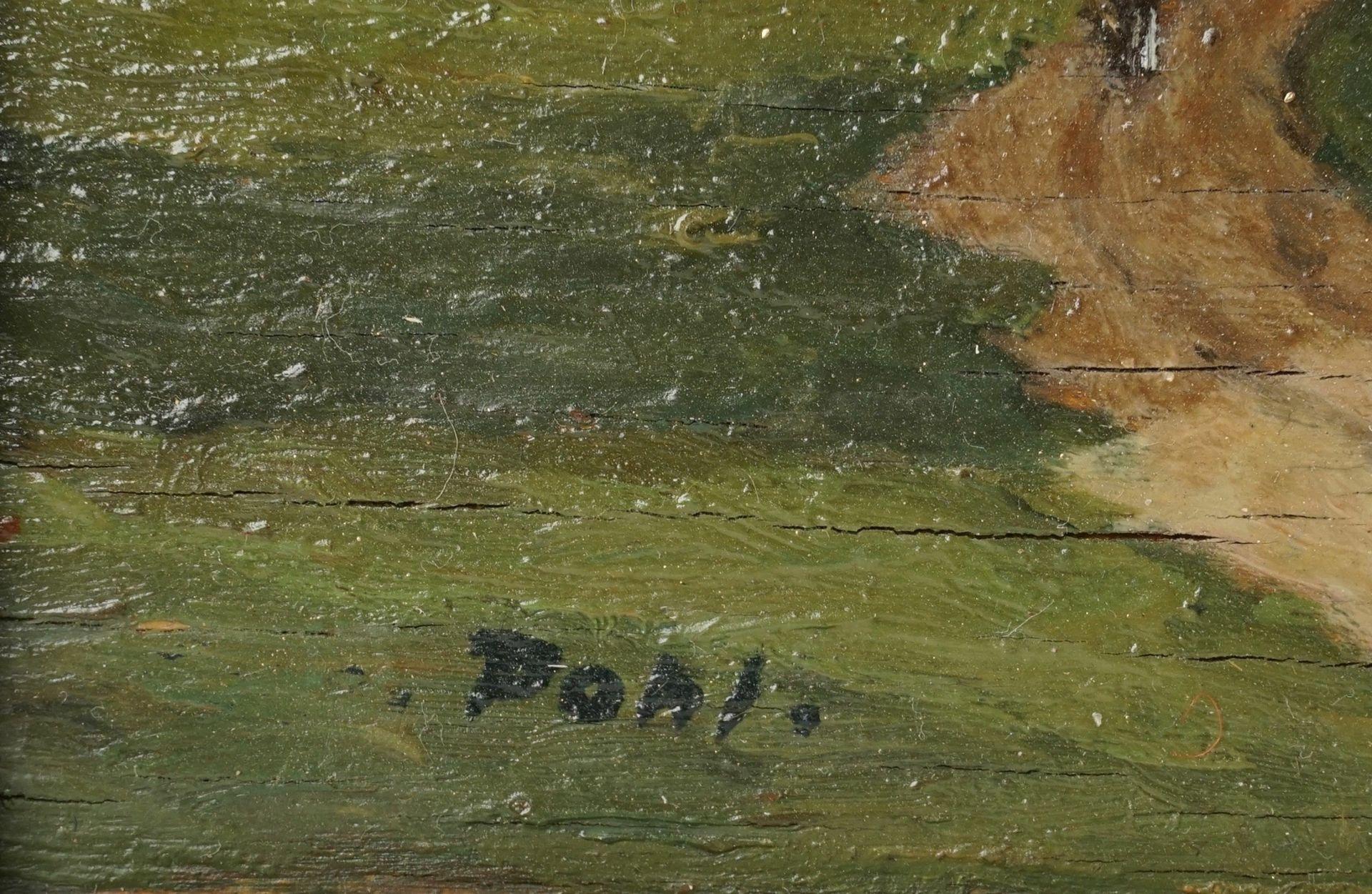Pohl, Bei der Getreideernte - Bild 4 aus 4