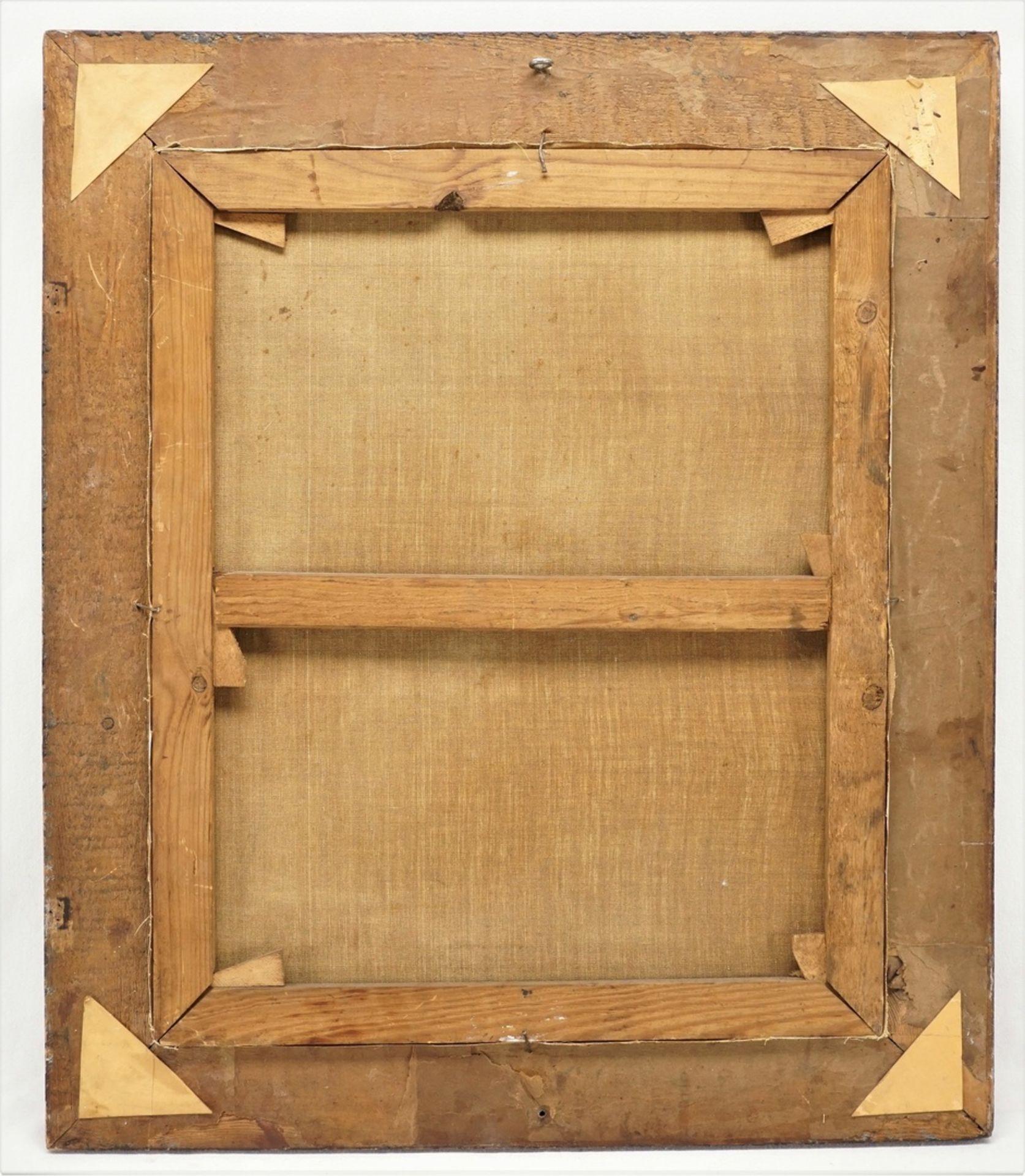 Kapuzinerkresse mit Kupferkanne und Aschenbecher - Bild 3 aus 4