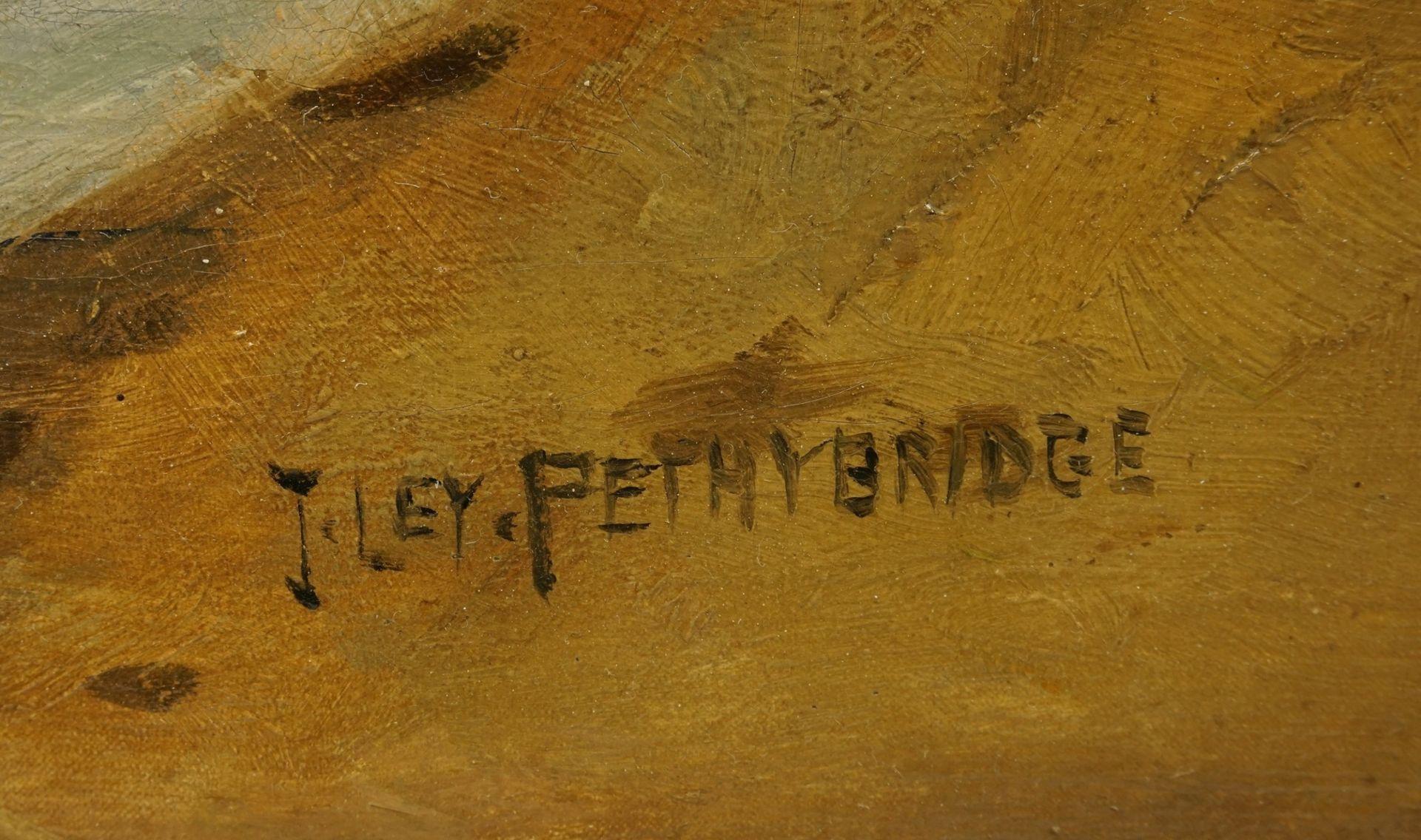 "John Ley Pethybridge, ""Am Flussufer"" - Bild 4 aus 4"