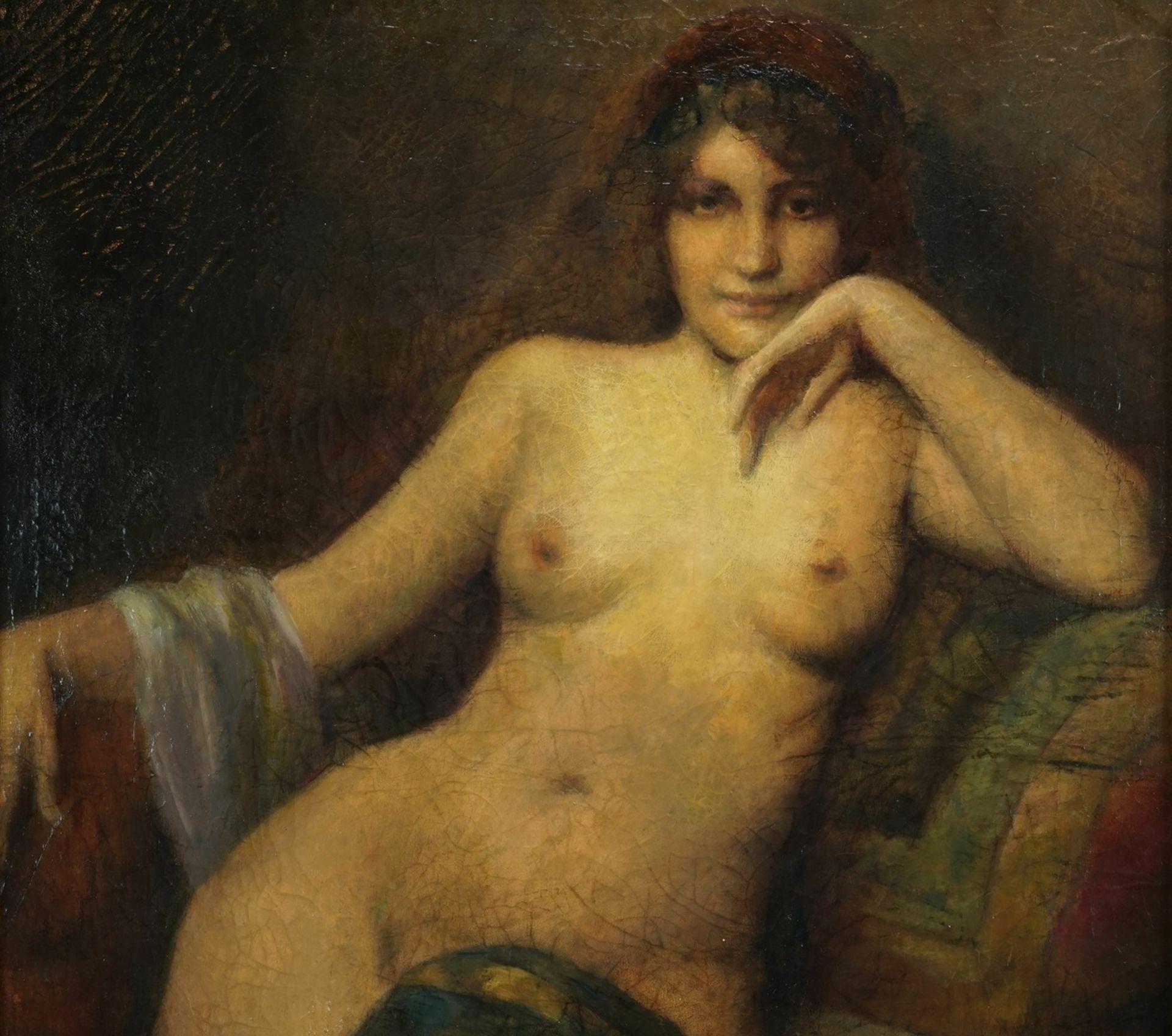 Fabio Fabbi, Orientalisierender weiblicher Akt - Bild 3 aus 5