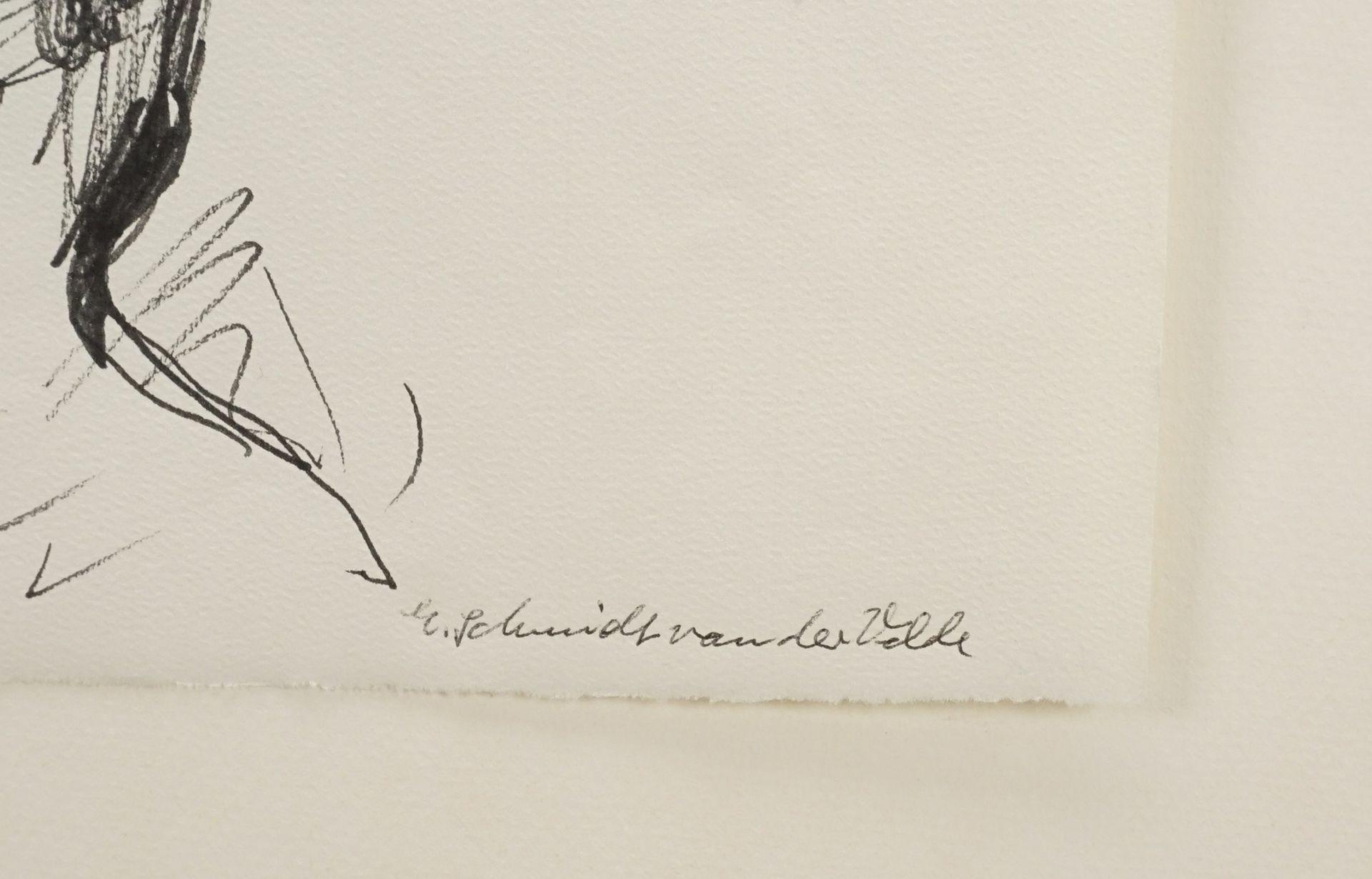 """Else Schmidt van der Velde, """"Alter Baum"""" - Bild 4 aus 4"""