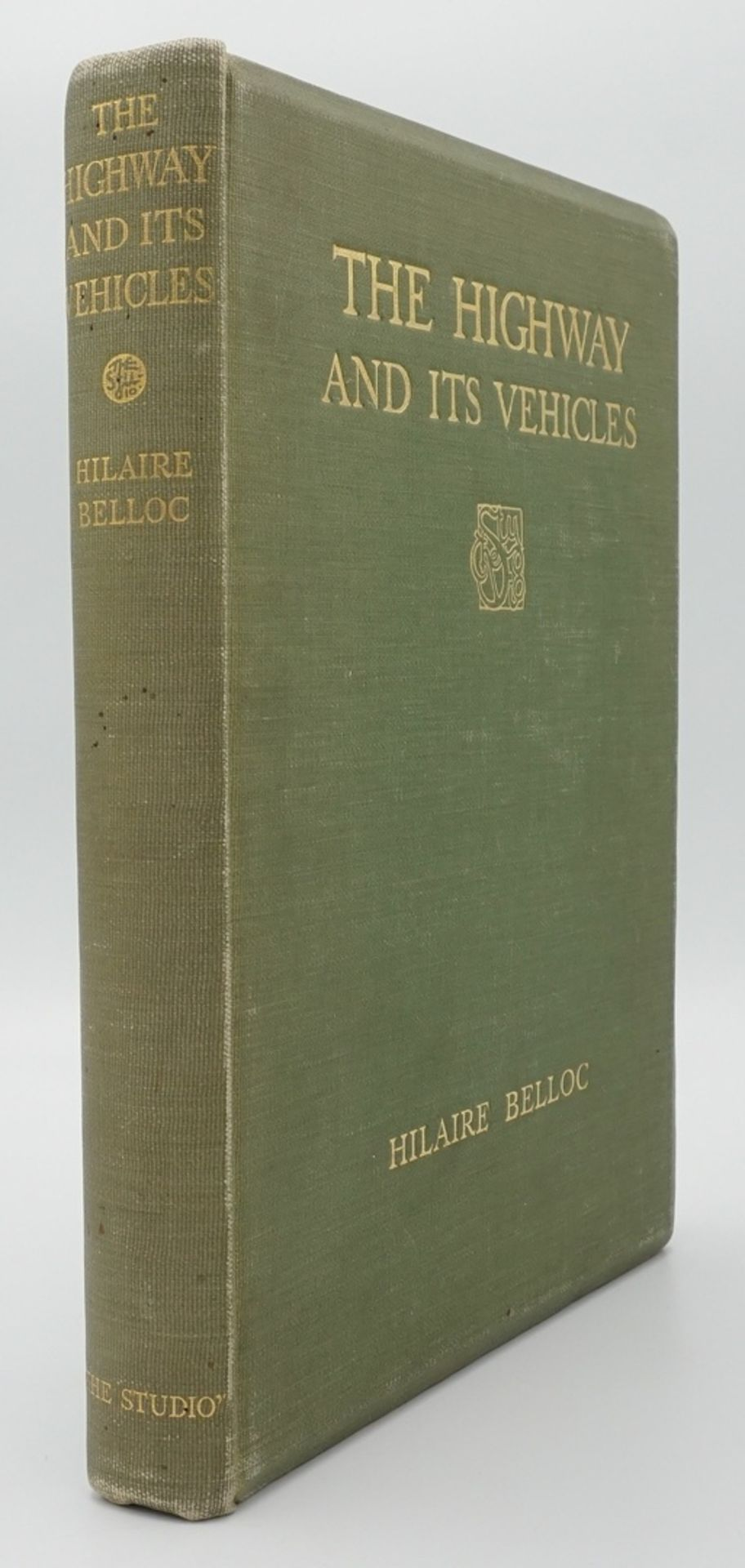 """Hilaire Belloc, """"The Highway and its Vehicles"""" - Bild 2 aus 5"""