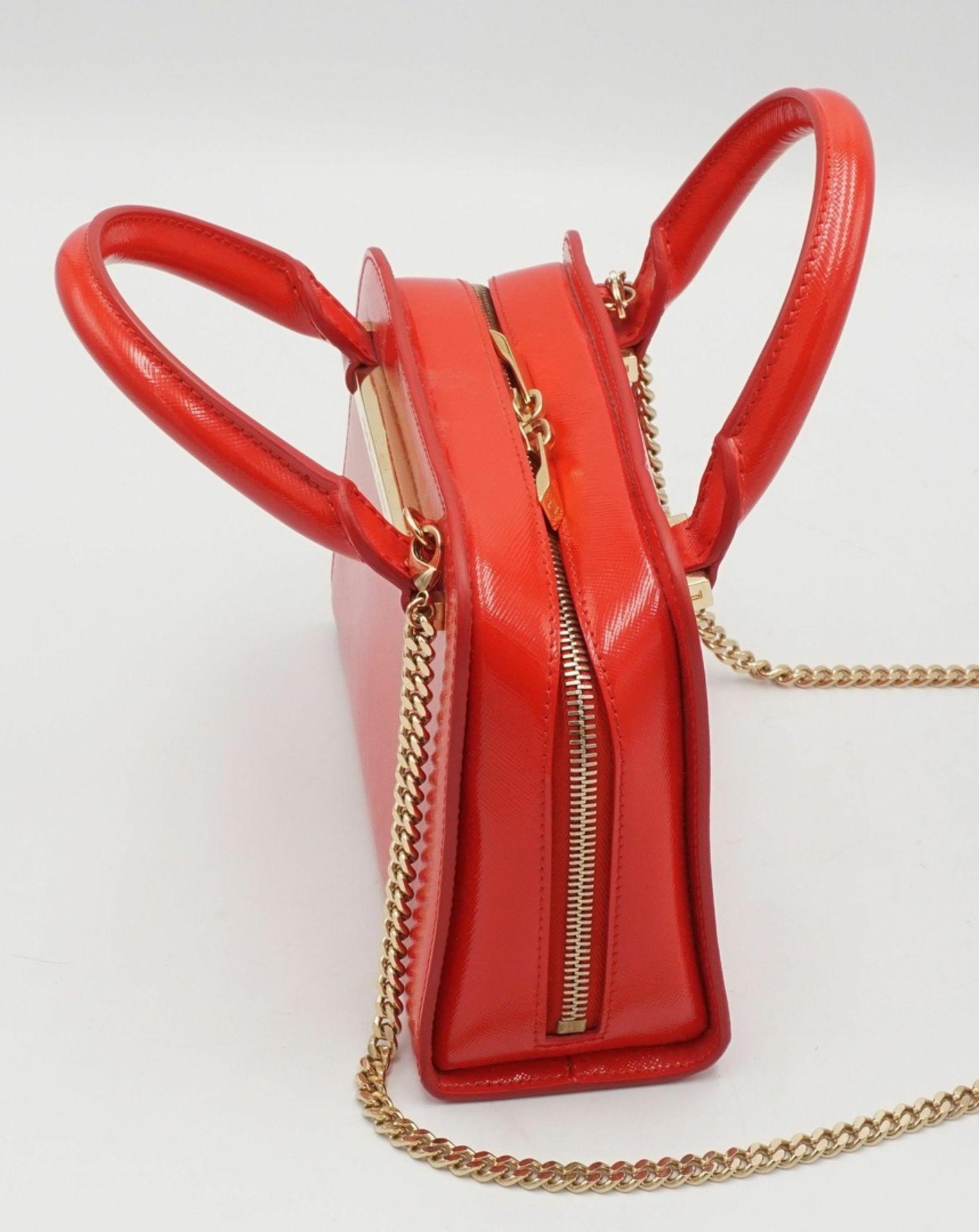 PORSCHE Design TwinBag Mini RED GOLD - Bild 4 aus 9