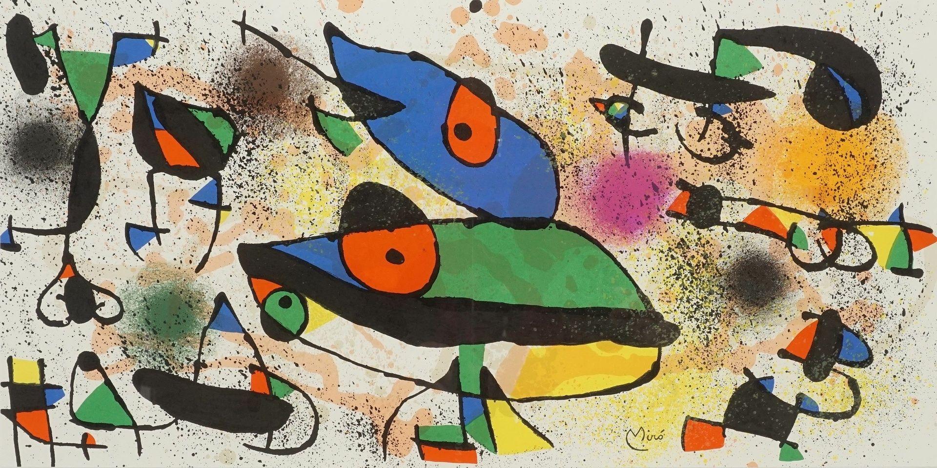 Joan Miró, Miró sculptures