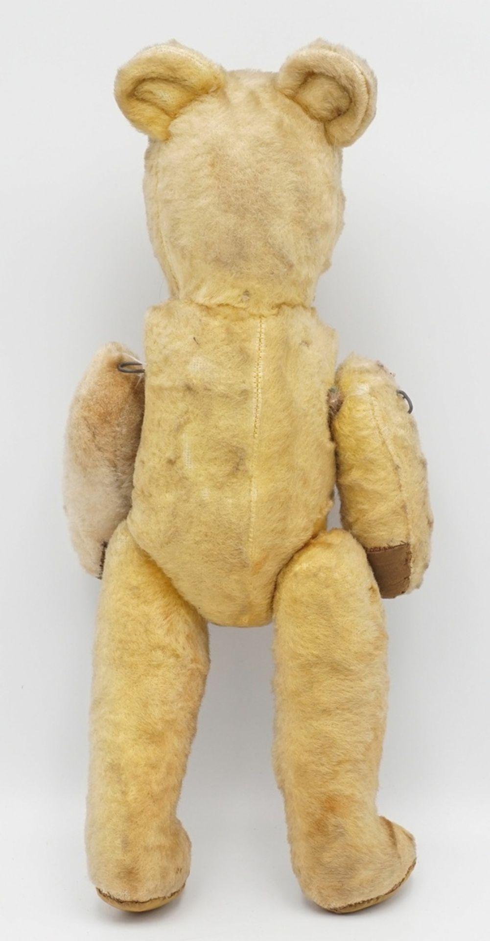 Teddybär, 1. Hälfte 20. Jh. - Bild 2 aus 2
