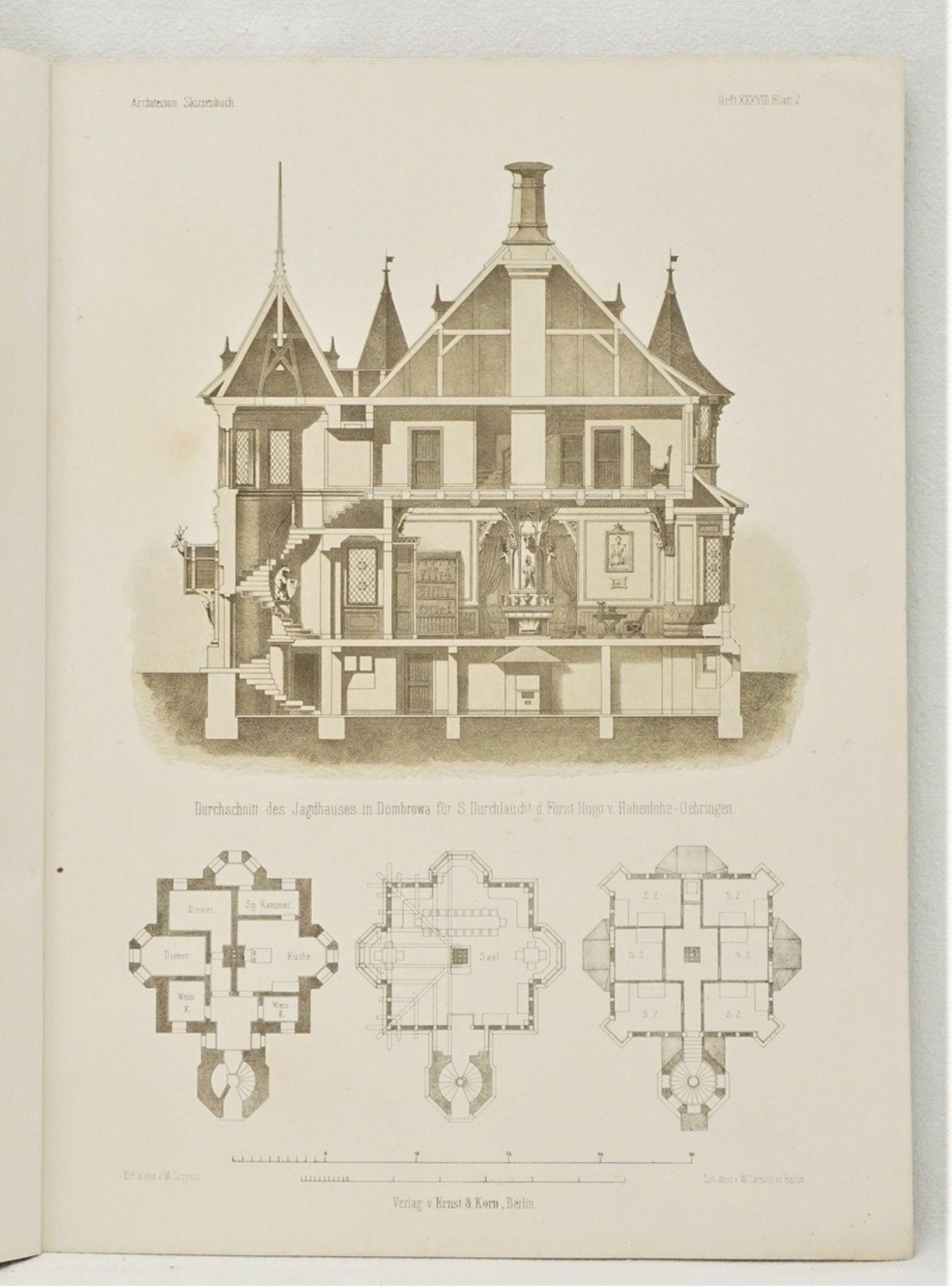 Architektonische Portfolios - Bild 4 aus 8