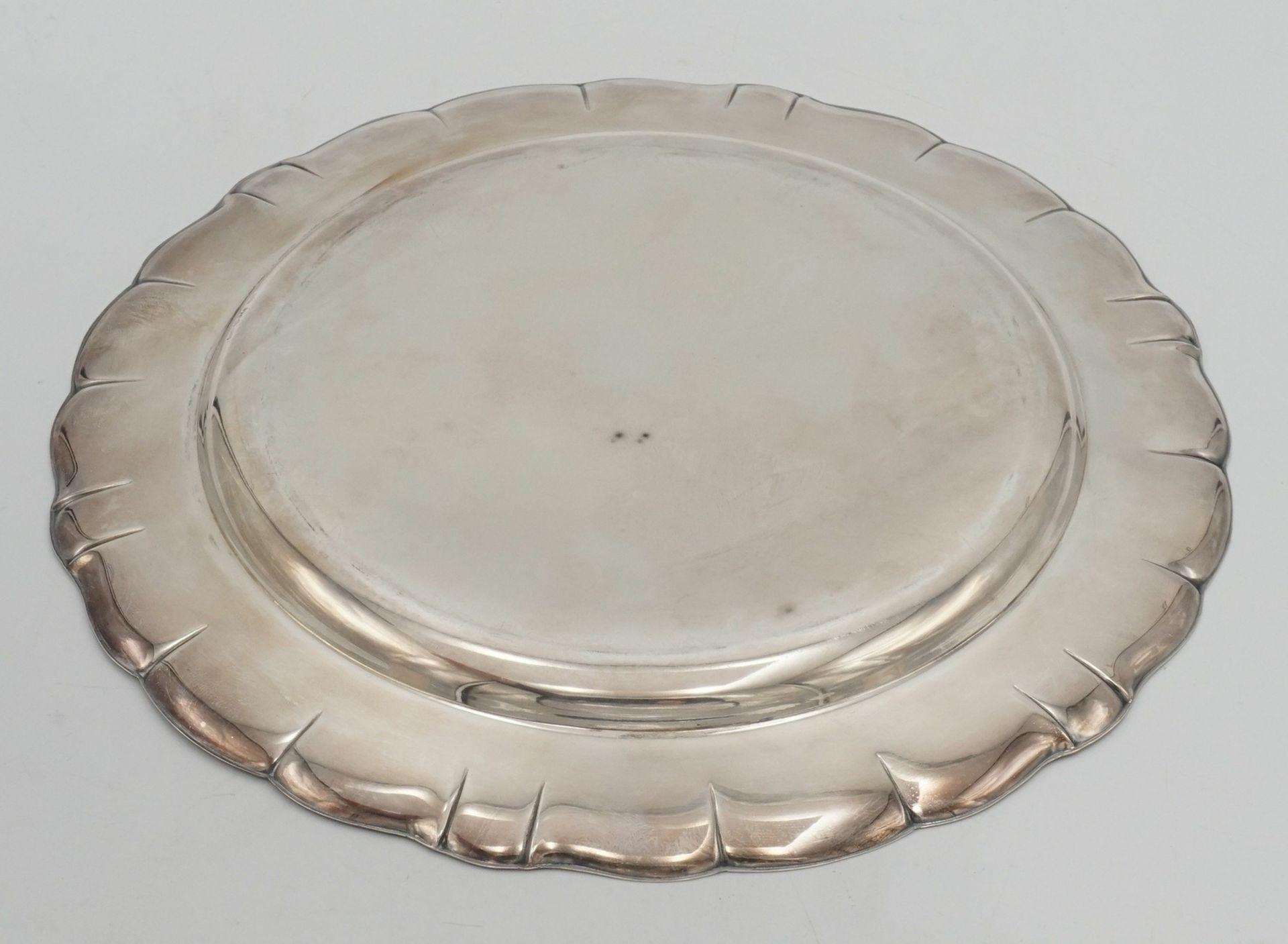 Runde Schale und schwedischer Teller - Bild 6 aus 8