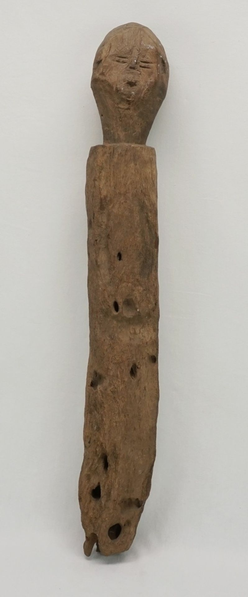 "Pfahlfigur ""bochio"", Benin, Fon, 1. Hälfte 20. Jh. - Bild 2 aus 2"