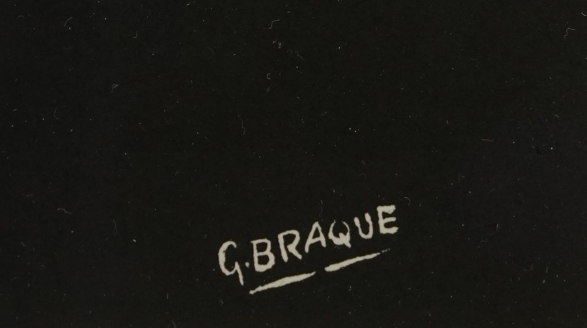 """Georges Braque, """"Zeus und Nike"""" - Bild 3 aus 3"""