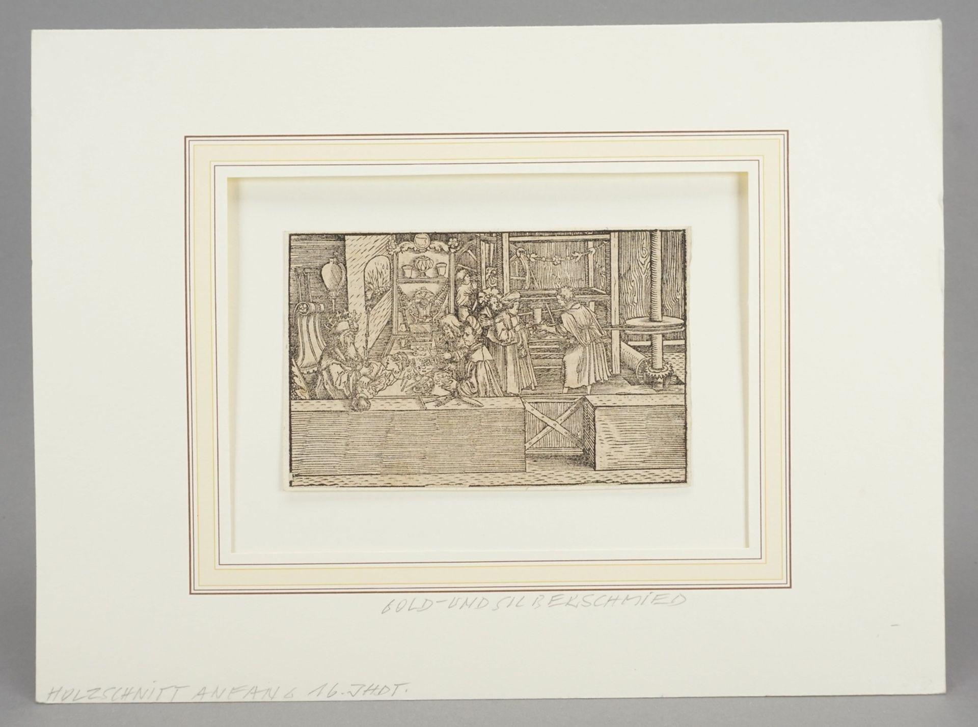 Petrarcameister, Der Gold- und Silberschmied - Bild 2 aus 3