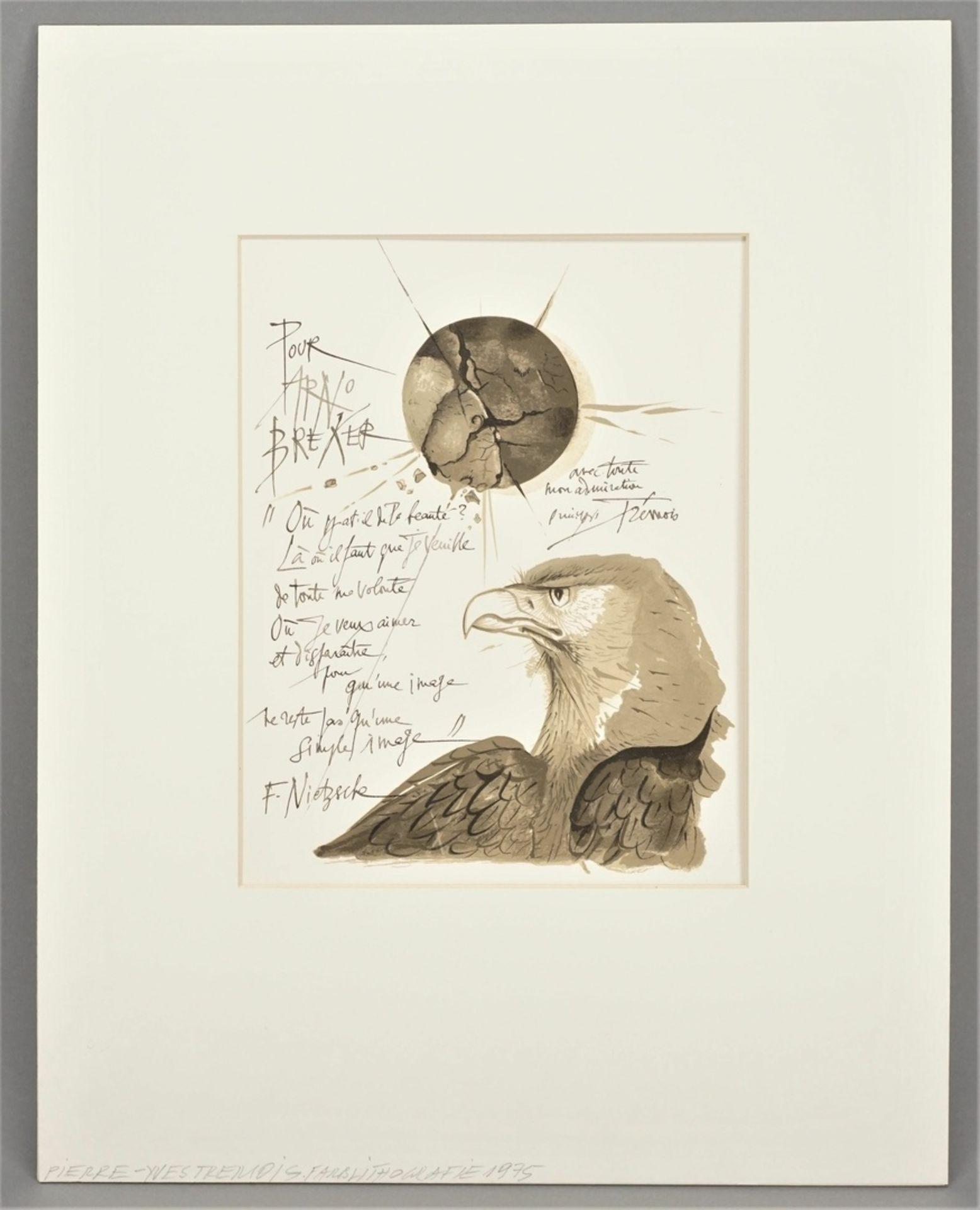 "Pierre-Yves Trémois, ""Pour Arno Breker"" (Für Arno Breker) - Bild 2 aus 4"