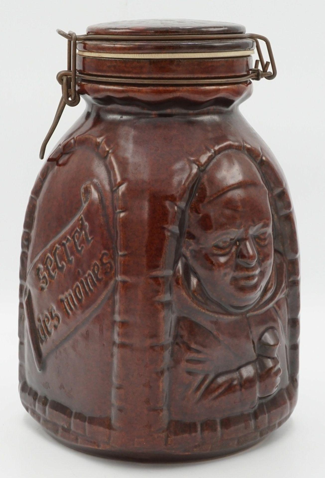 """Bay Keramik, Westerwald, Rumtopf """"Klostergeheimnis"""""""