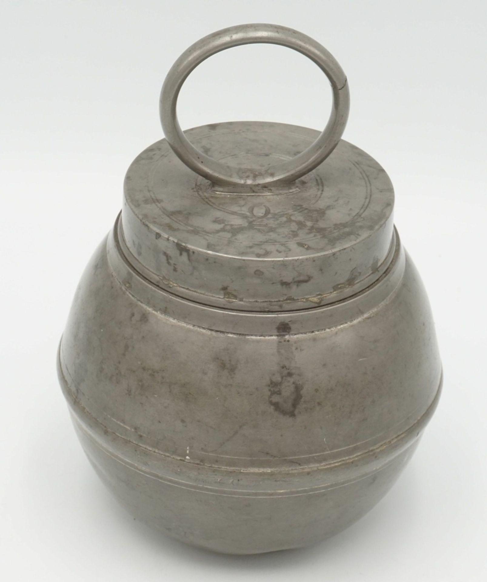 Teedose mit Schraubverschluss