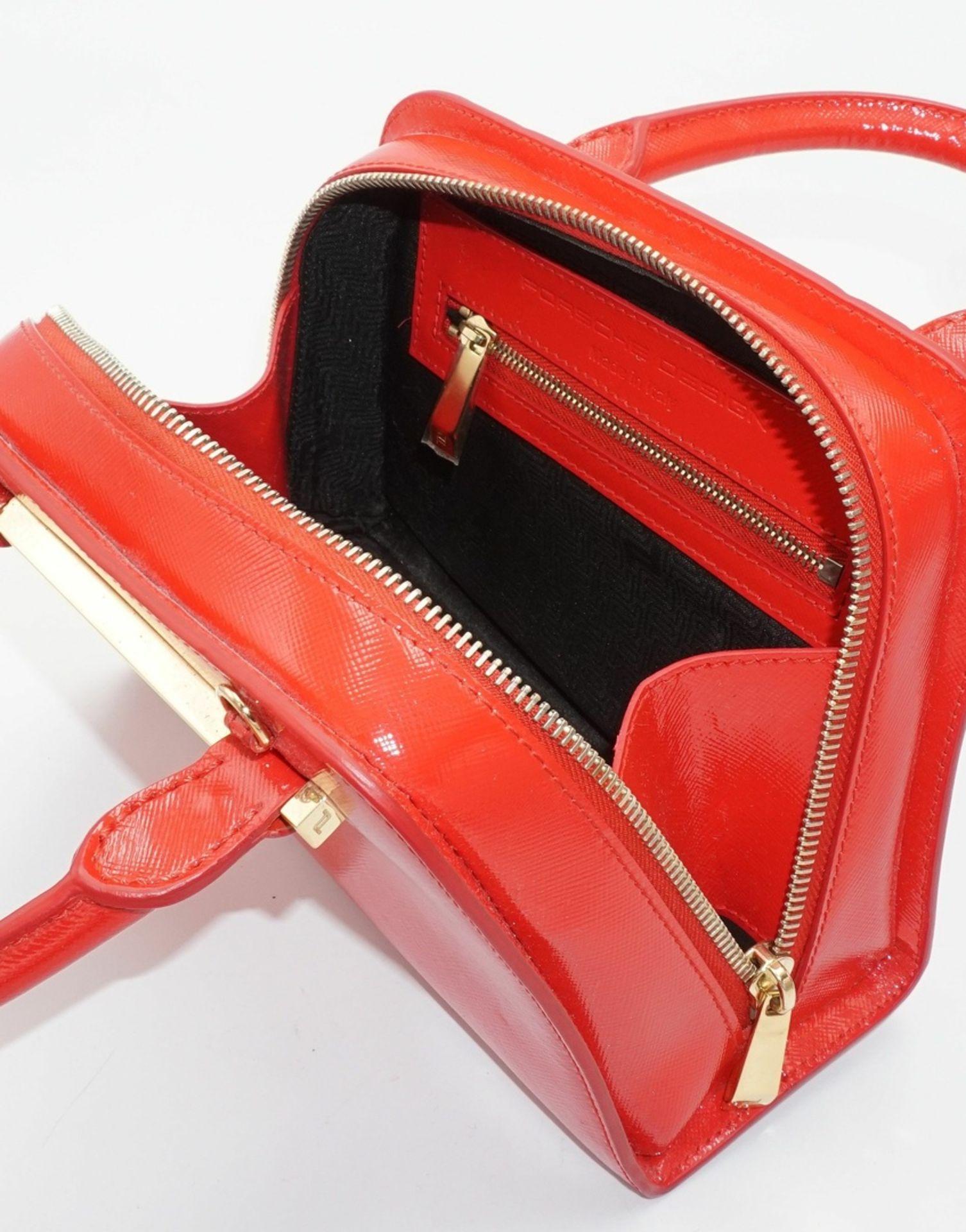 PORSCHE Design TwinBag Mini RED GOLD - Bild 8 aus 9