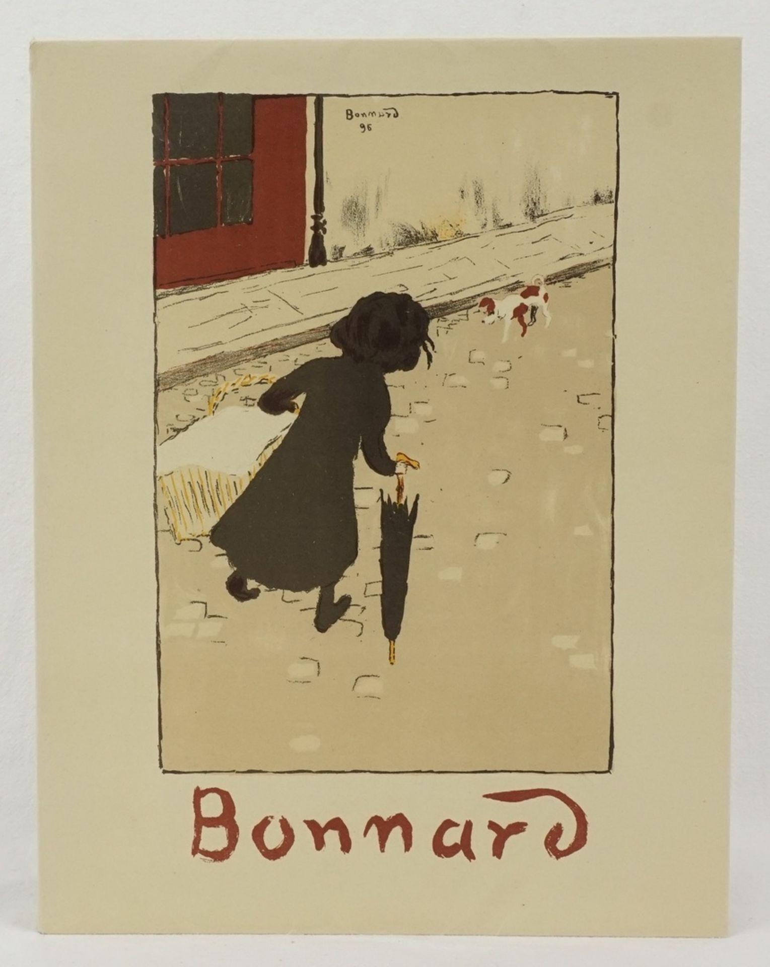 "Claude Roger-Marx, ""Bonnard Lithographe"""