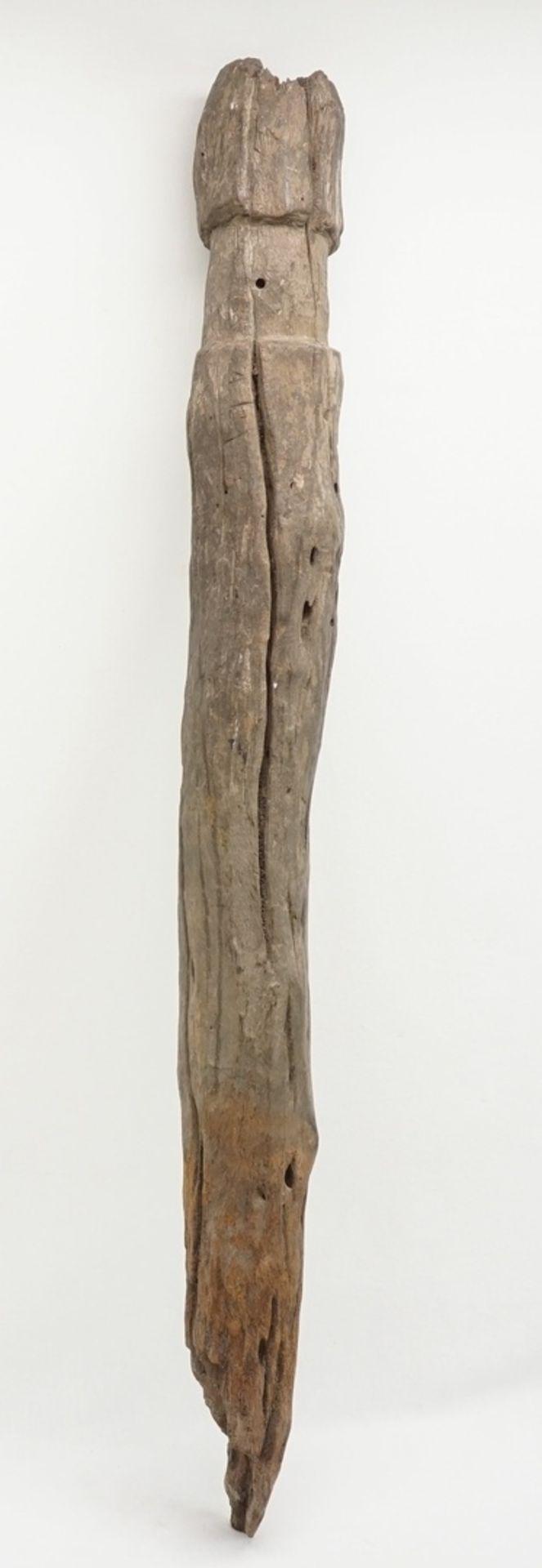 "Pfahlfigur ""bochio"", Benin, Fon - Bild 2 aus 2"
