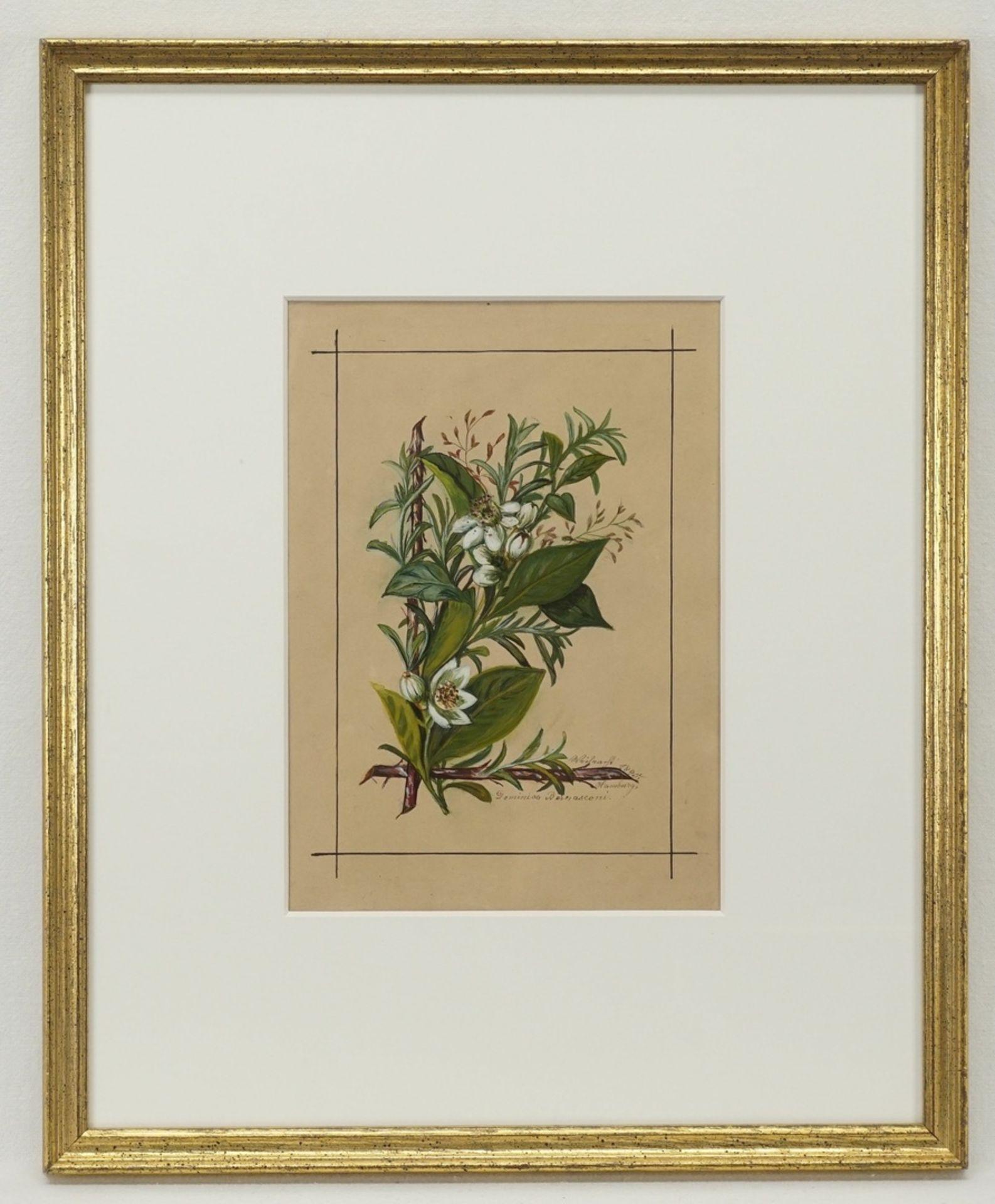 Dominica Bernasconi, Weihnachtliches Bouquet - Bild 2 aus 2