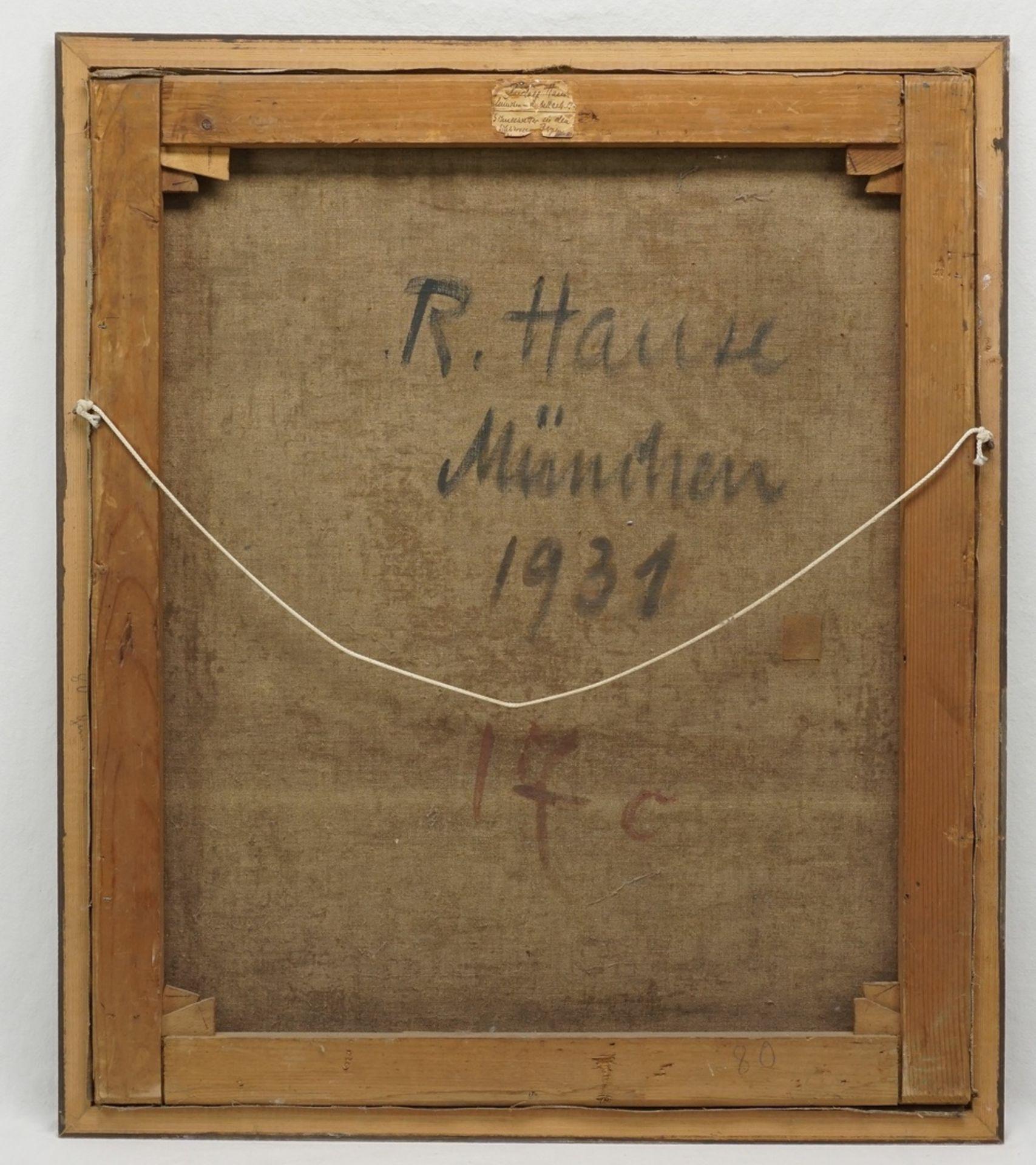 """Rudolf Hause, """"Schneewetter in den Schlierseer Bergen"""" - Bild 3 aus 4"""