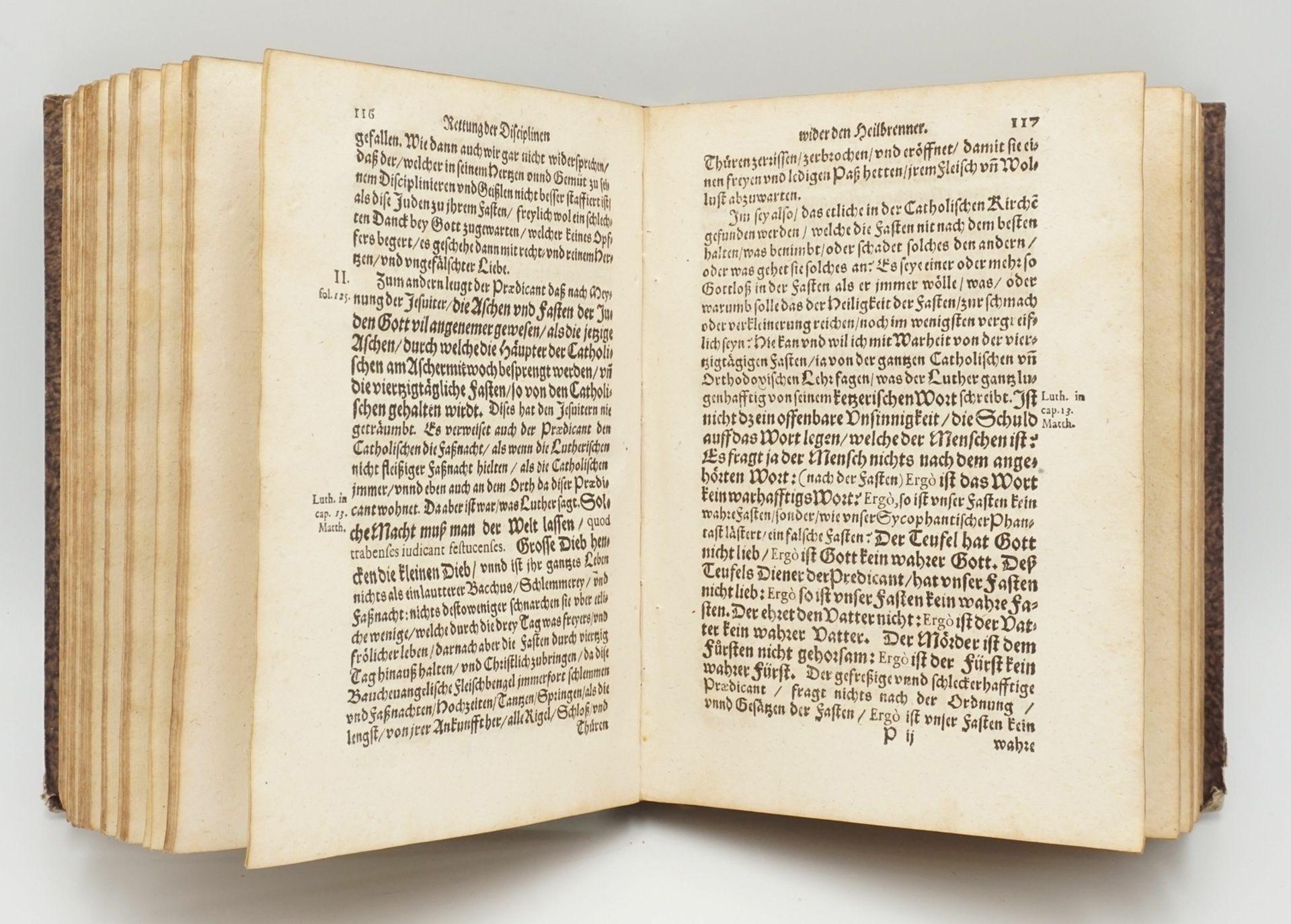"Gretser Jakob, ""Praeco mastigophilus. Das ist: Jacob Heilbronners Praedicanten zu Newburg an ... - Bild 4 aus 4"