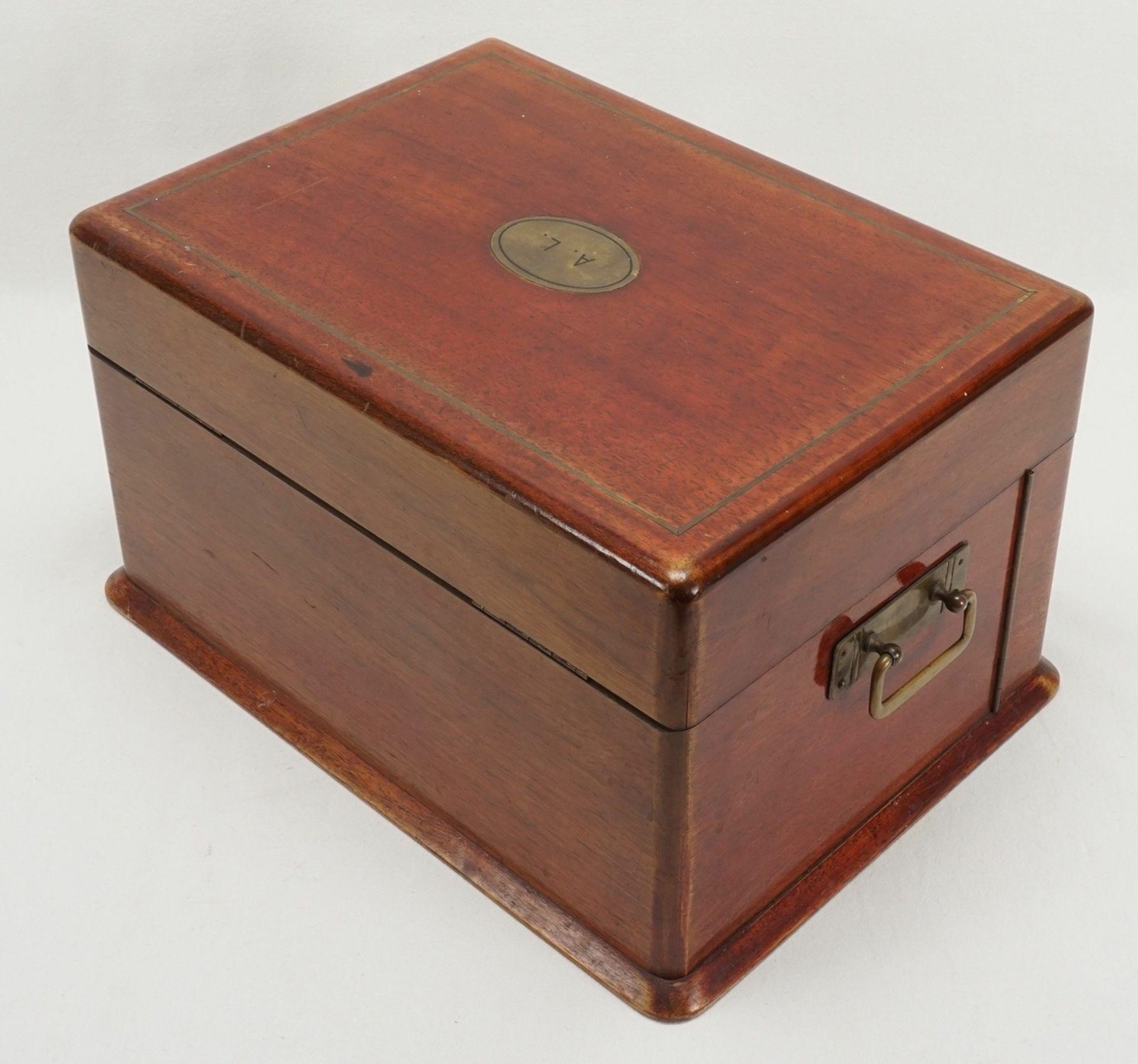 Reisespielbox aus England, Ende 19. Jh. - Bild 3 aus 3