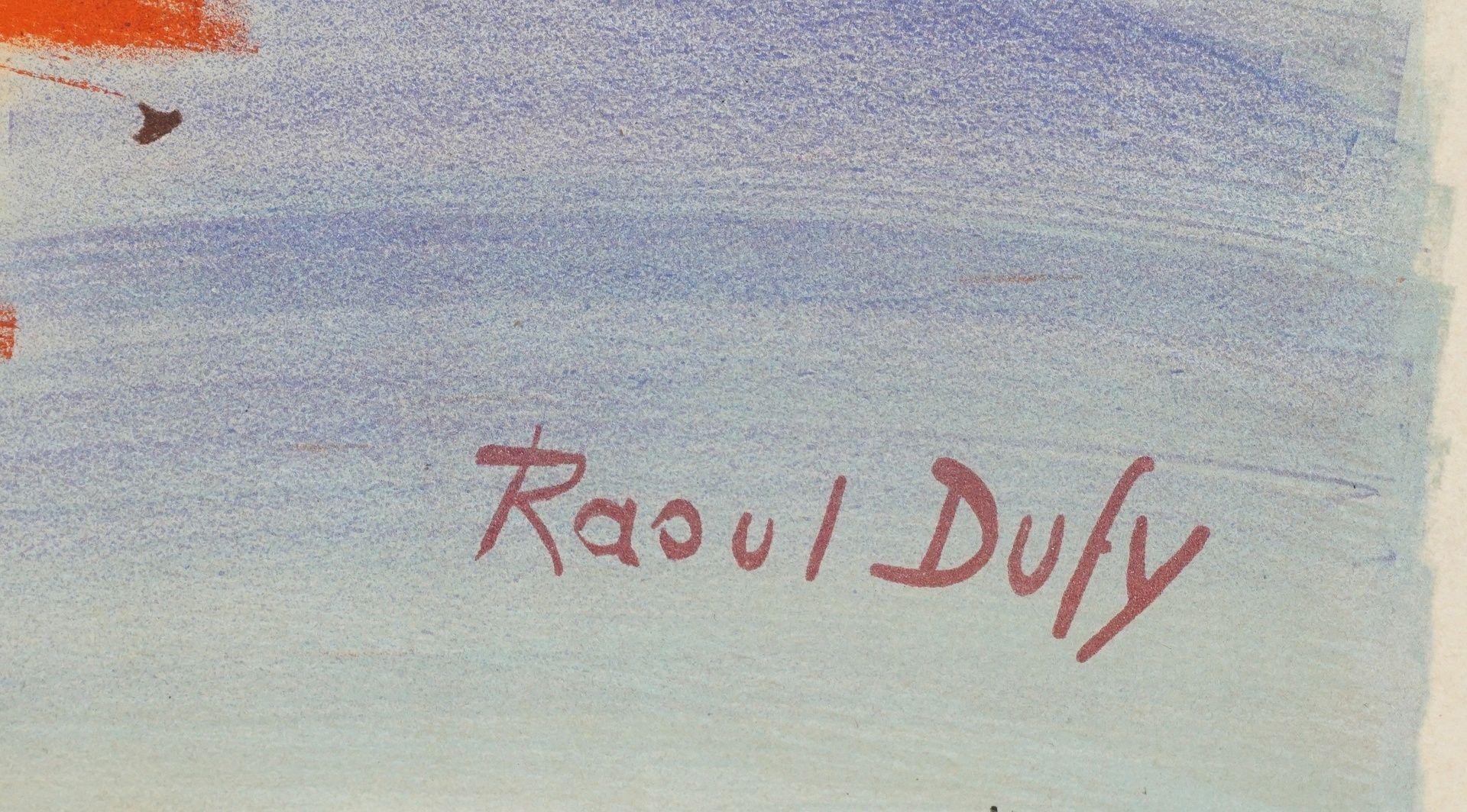 """Raoul Dufy, """"La Coquille / Die Muschel"""" - Bild 4 aus 4"""