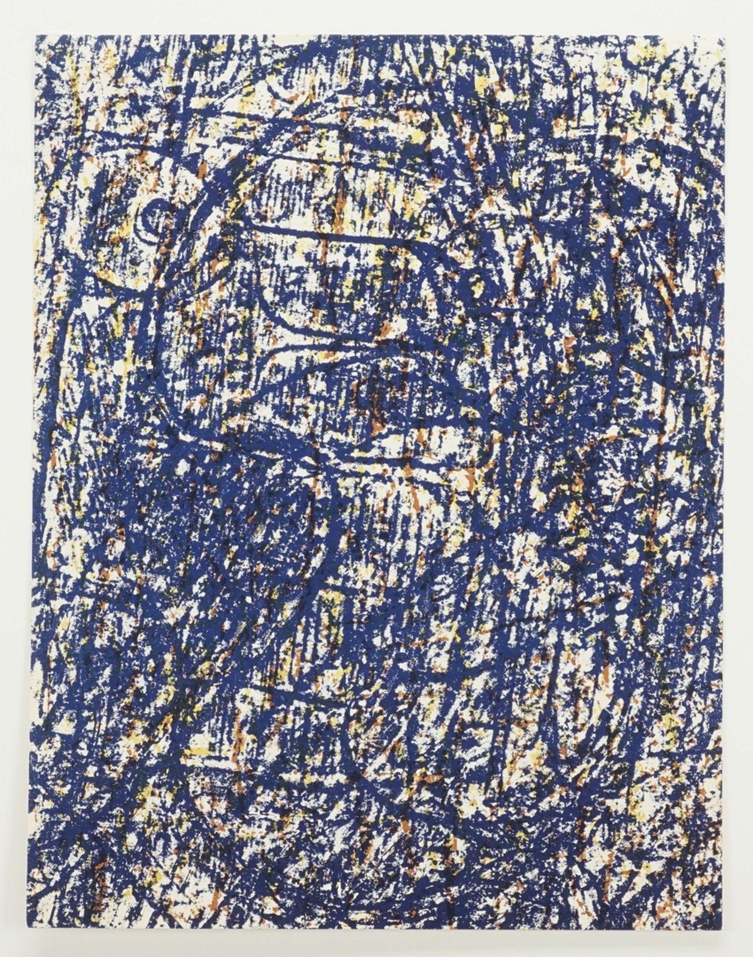 """Max Ernst, """"La forêt bleue"""" (Der blaue Wald) - Bild 3 aus 4"""