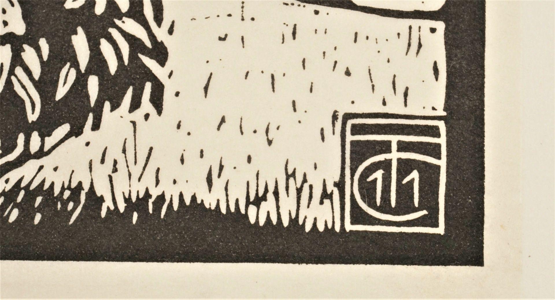 """Carl Theodor Thiemann, """"Kolonie Altenhof (Essen)"""" - Bild 3 aus 3"""