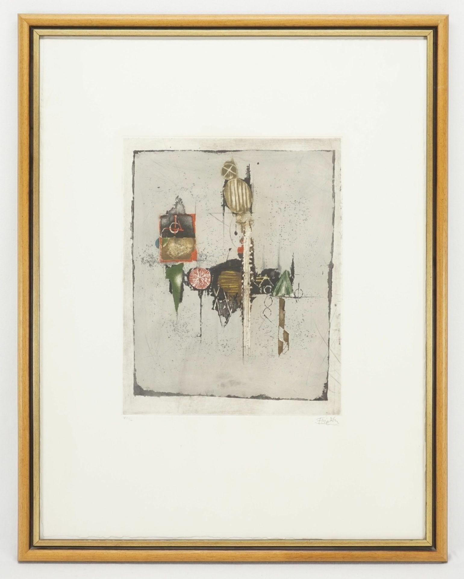 Johnny Friedlaender, Figurinen im Raum - Bild 2 aus 3