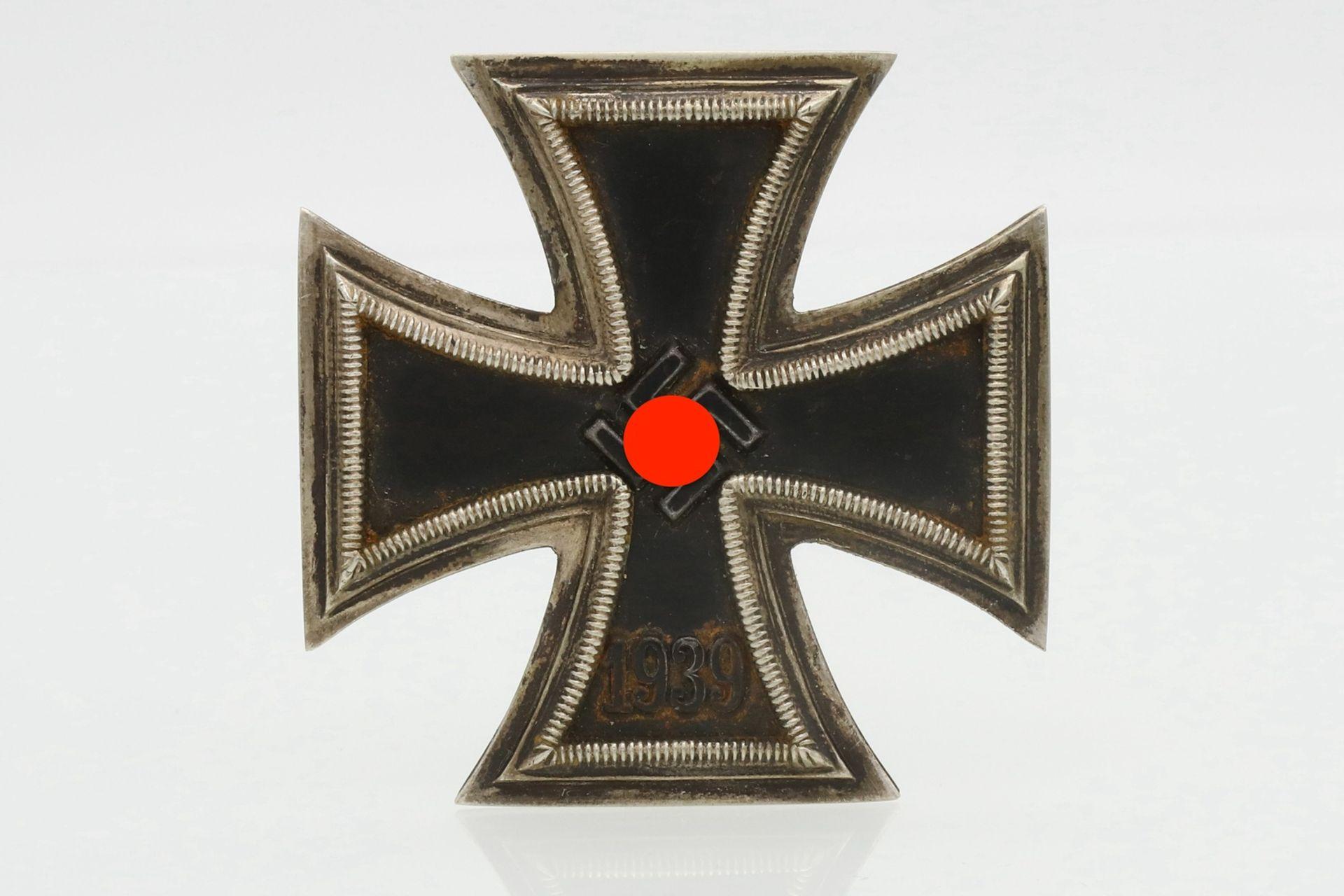 Eisernes Kreuz 1. Klasse 1939, mit runder 3