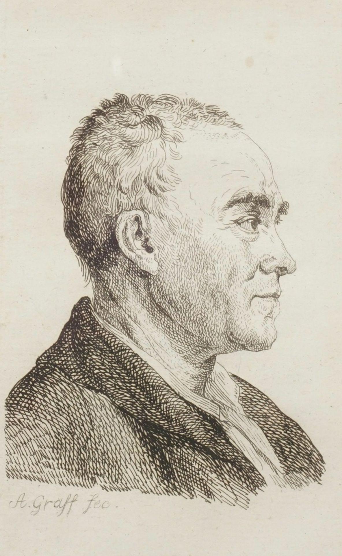 """Anton Graff, """"Johann Georg Sulzer"""""""