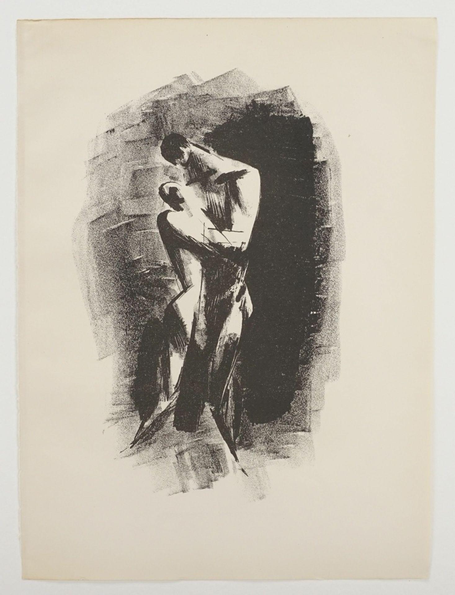 """Edwin Scharff, """"Die Brüder"""" - Bild 3 aus 4"""